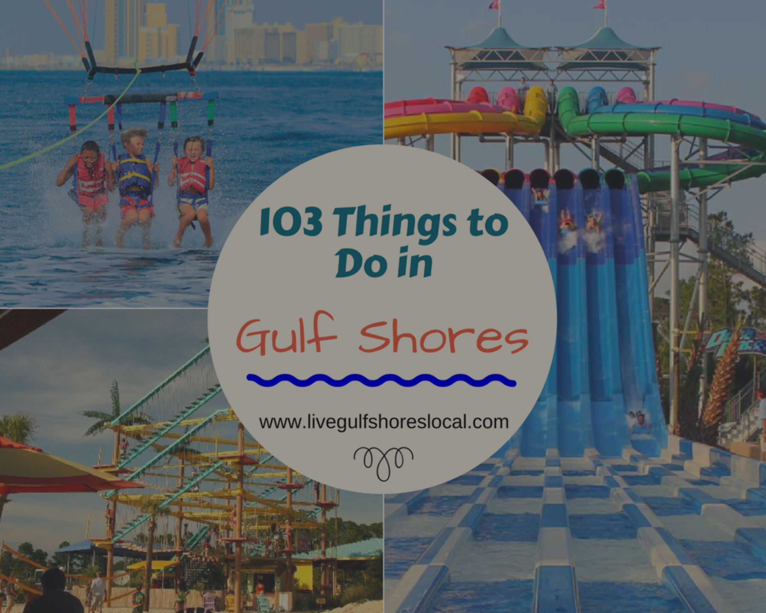 Ultimate List of Things to do in Gulf Shores