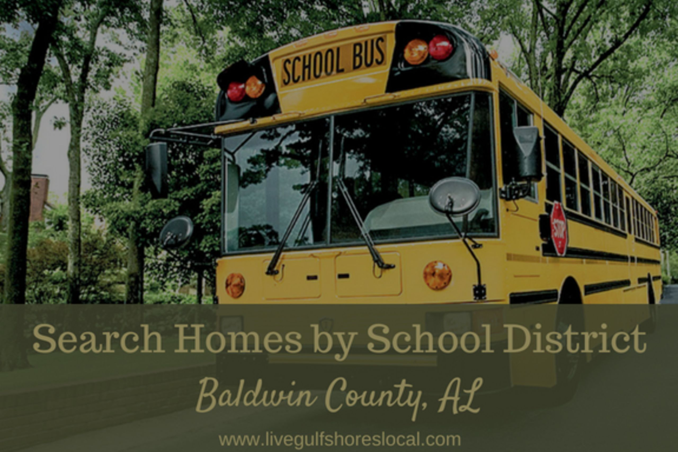 Search Homes by School District – Baldwin County