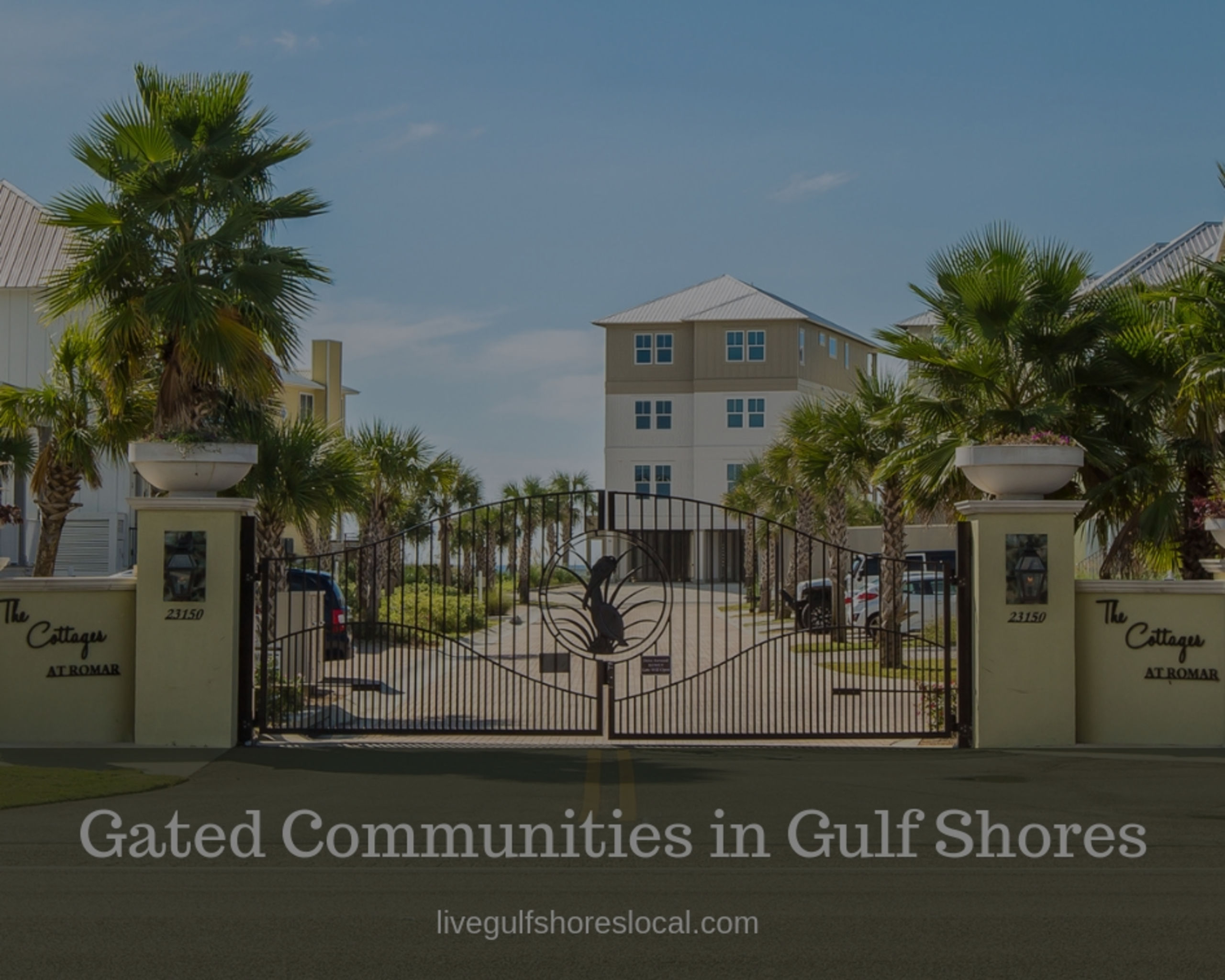 Gated Communities in Gulf Shores