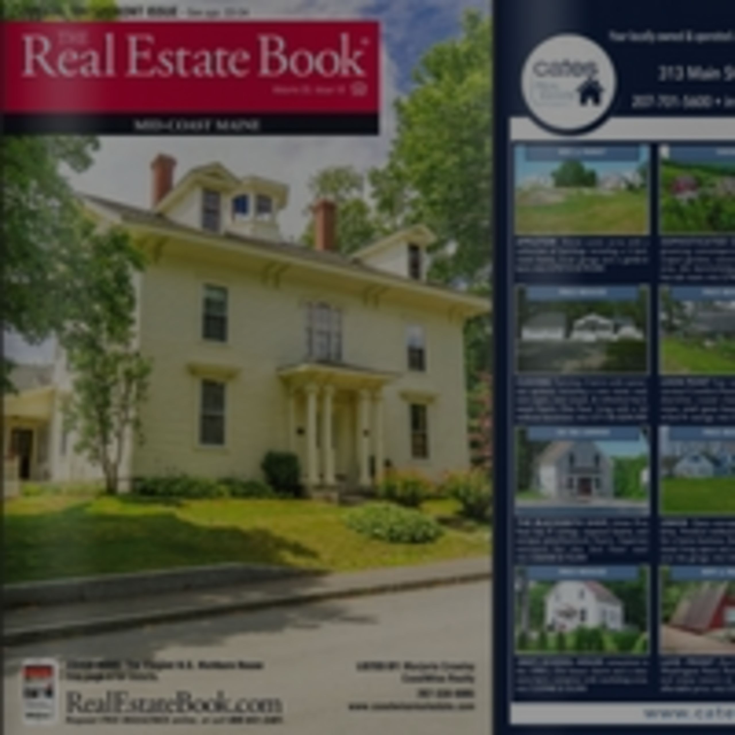 Midcoast Edition: The Real Estate Book Vol 25.10
