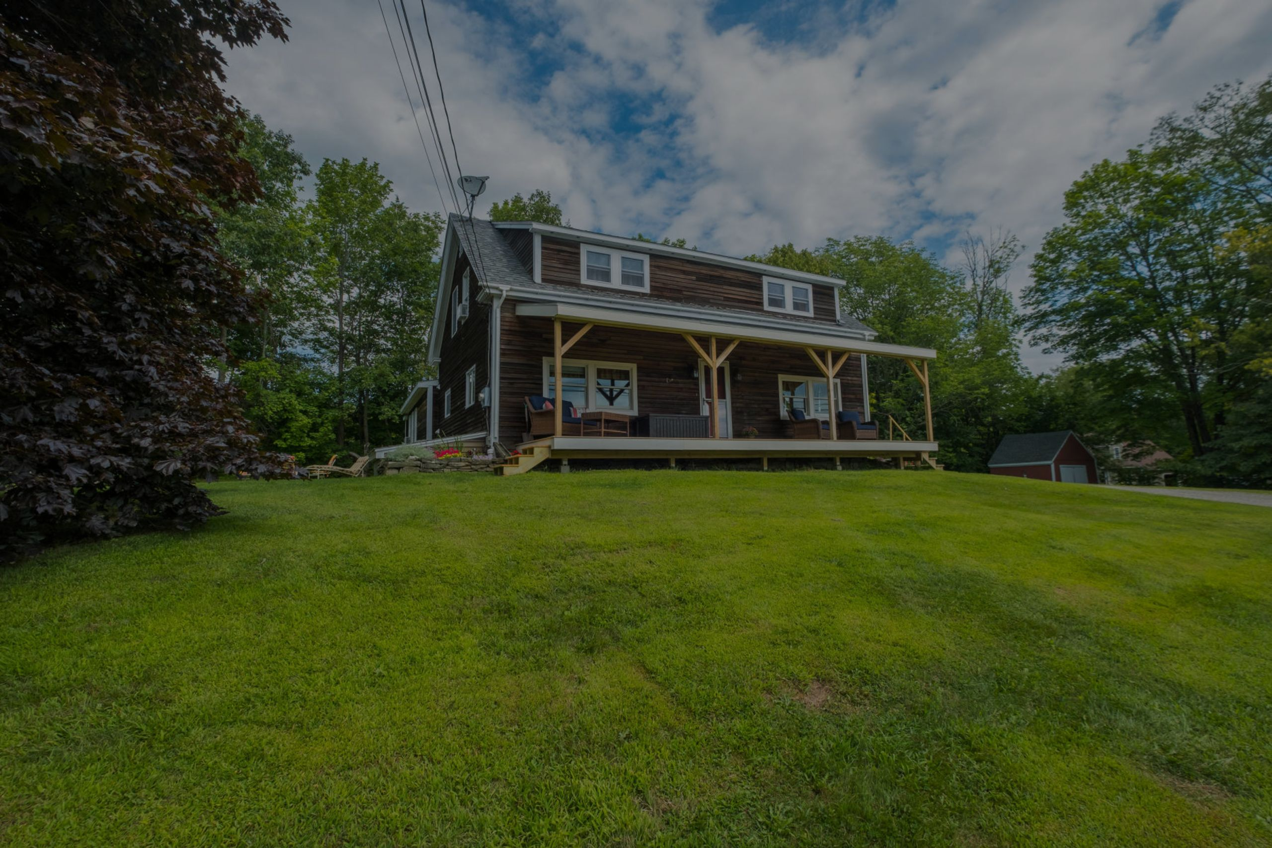 979 Barnestown Road, Hope, Maine