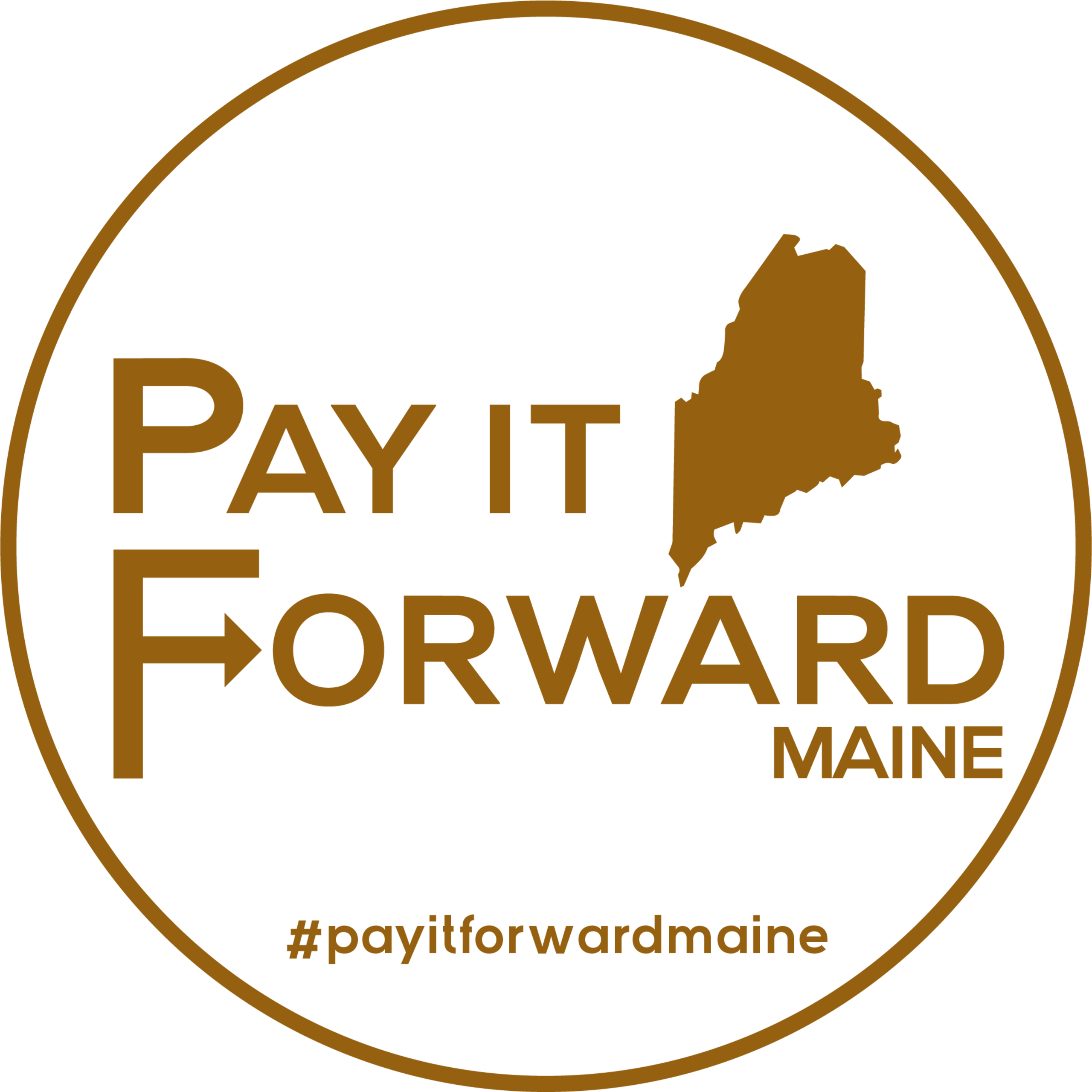 Pay It Forward Maine
