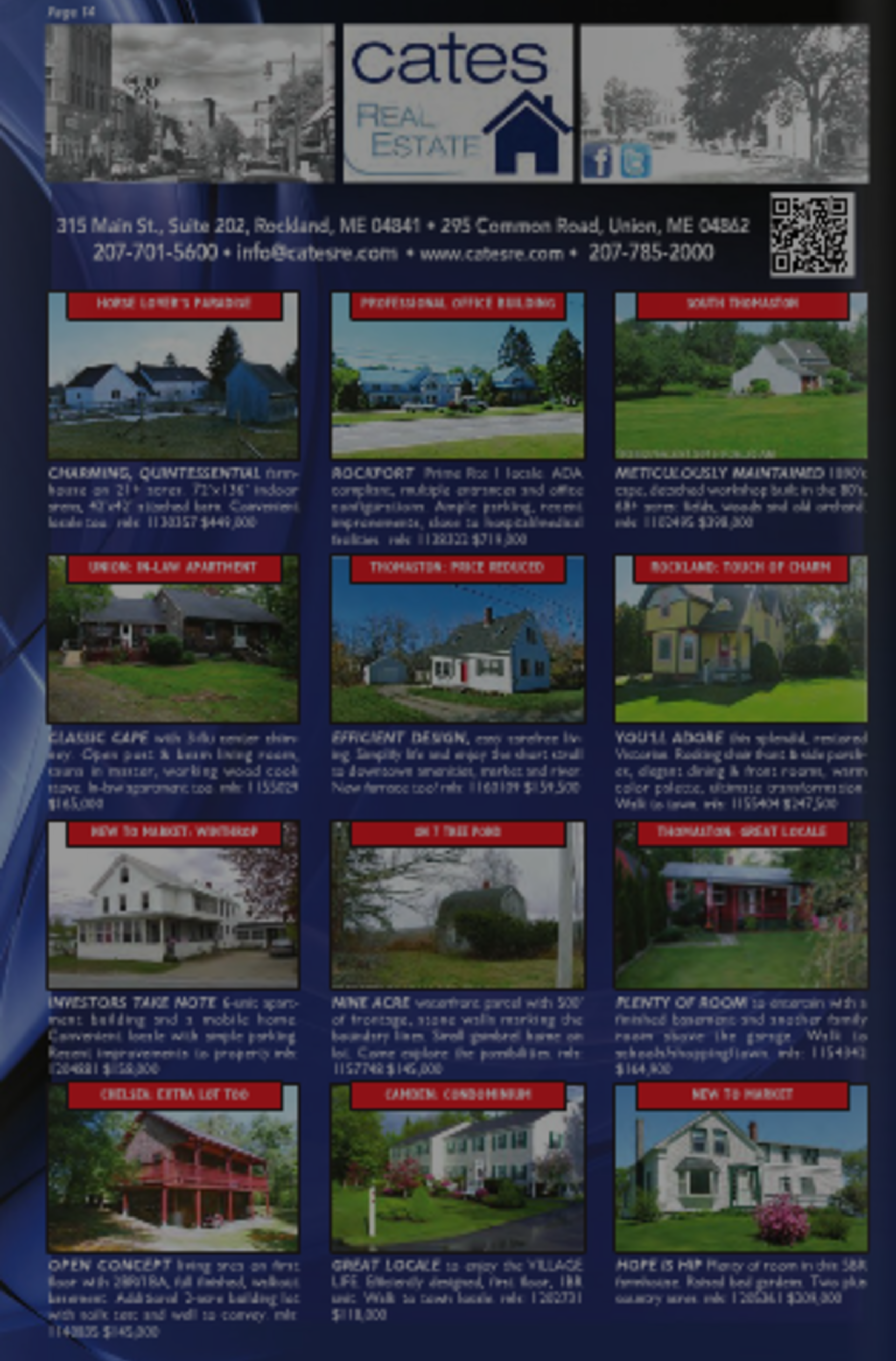 The Real Estate Book Midcoast Maine