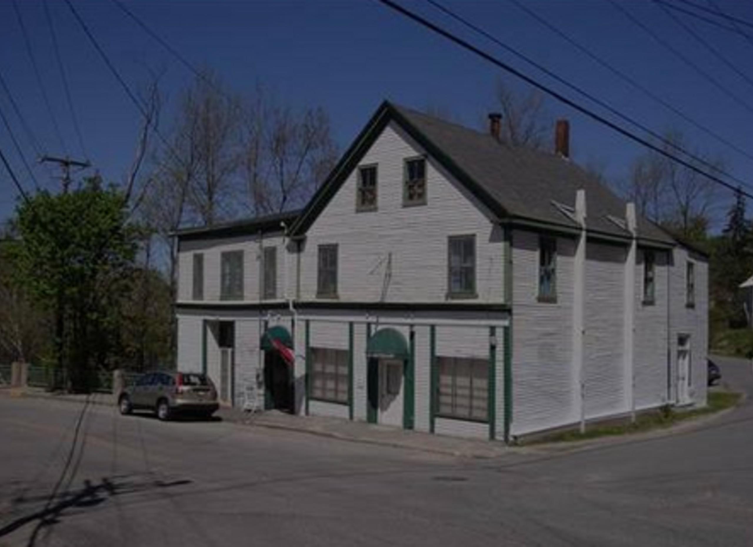 Commercial Opportunity in Warren Village: 340 Main Street For Sale