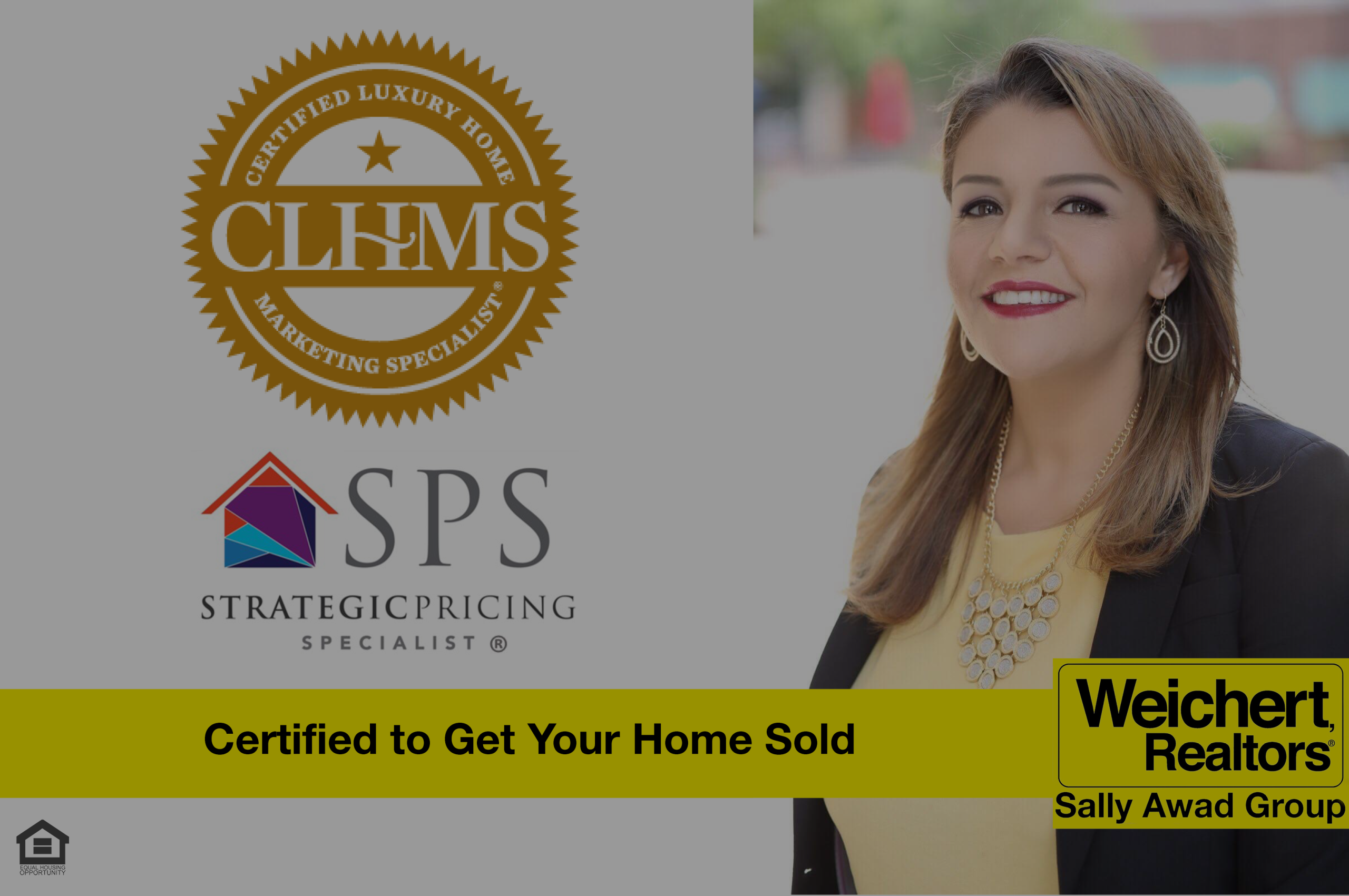 Certified to Get Your Home Sold