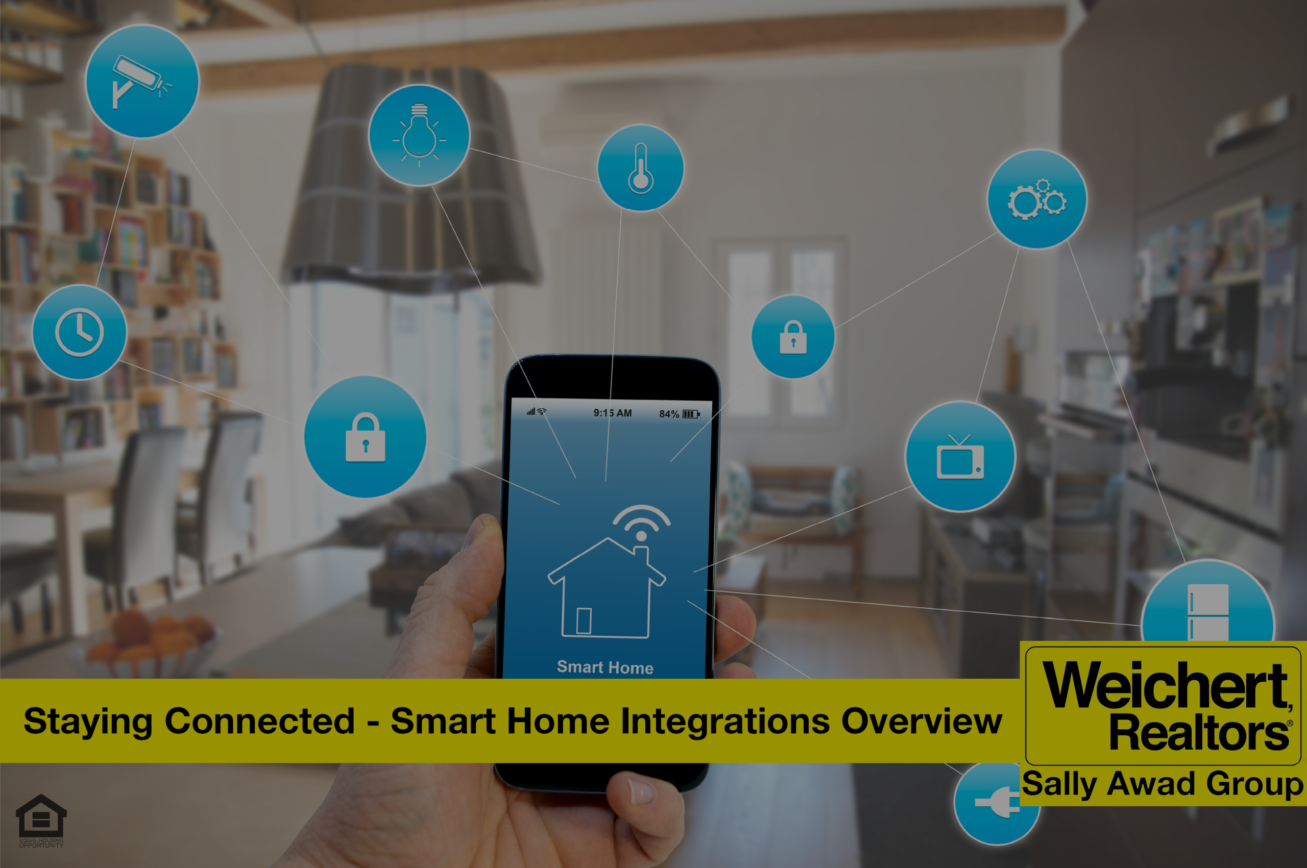 Staying Connected – Smart Home Integrations Overview