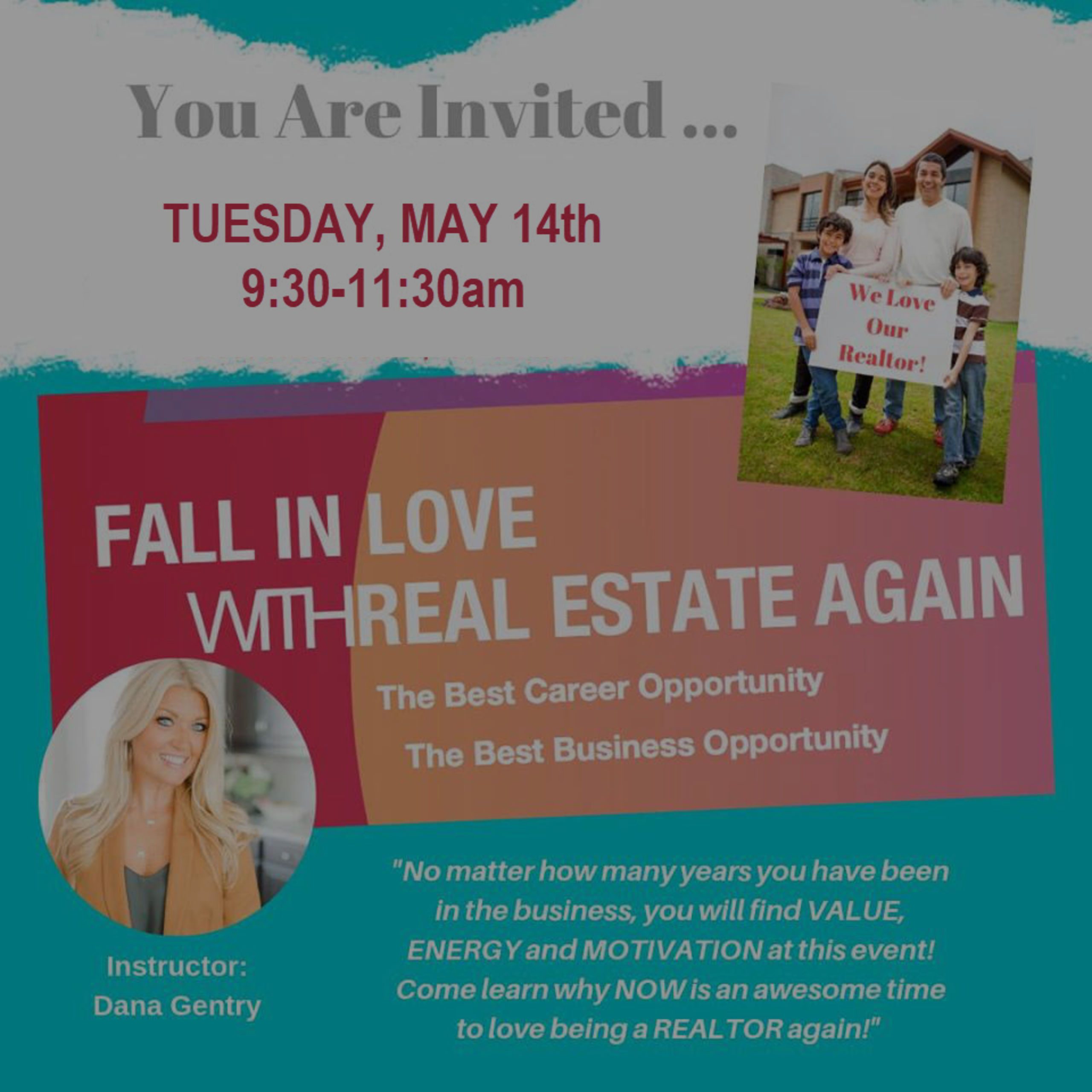Fall In Love With Real Estate Again!