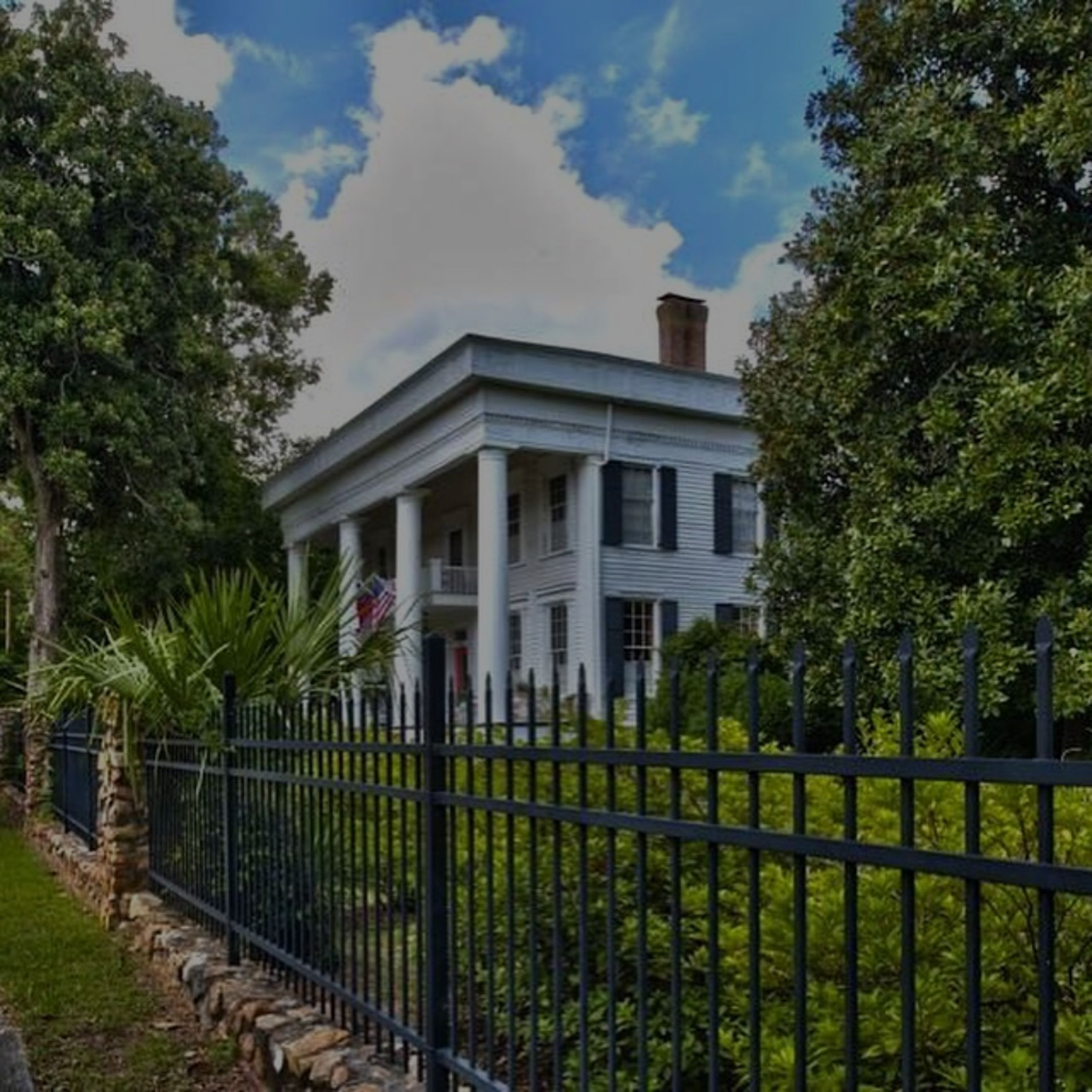New listings two greek revivals c.1853 and c.1854 in Eatonton GA.and Commercial block on Historic Madison Square.
