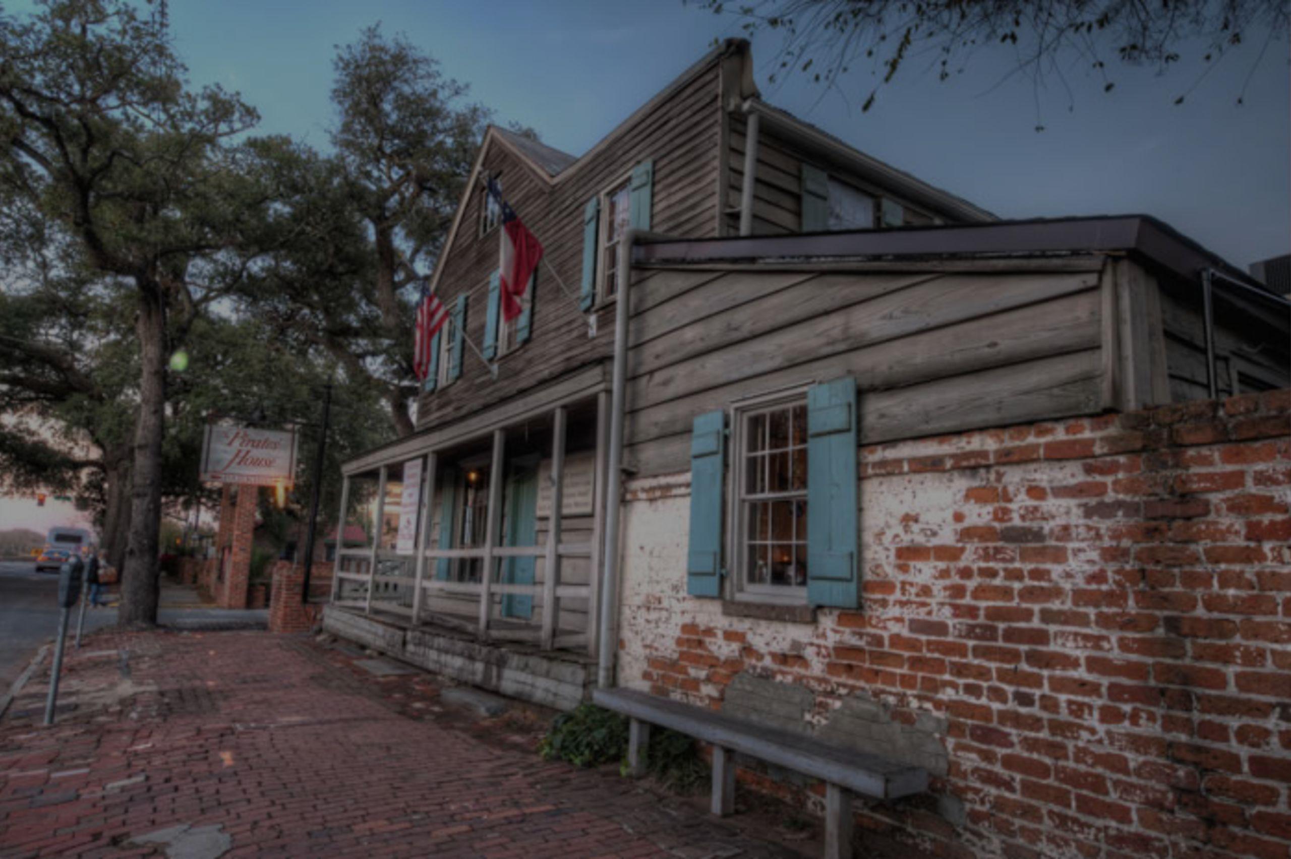 Savannah Saloon c.1753