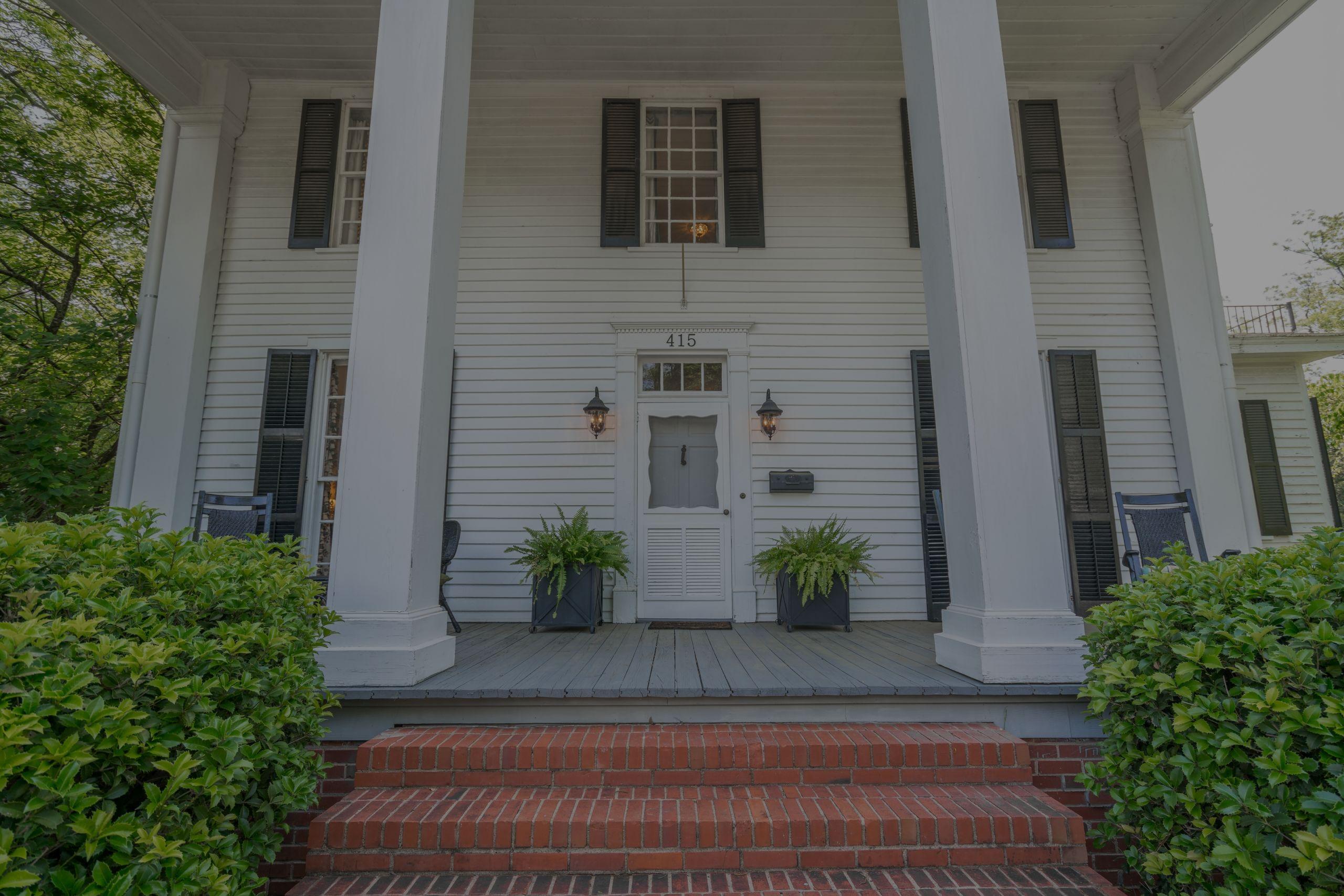 Historic Greek Revival hits the Market