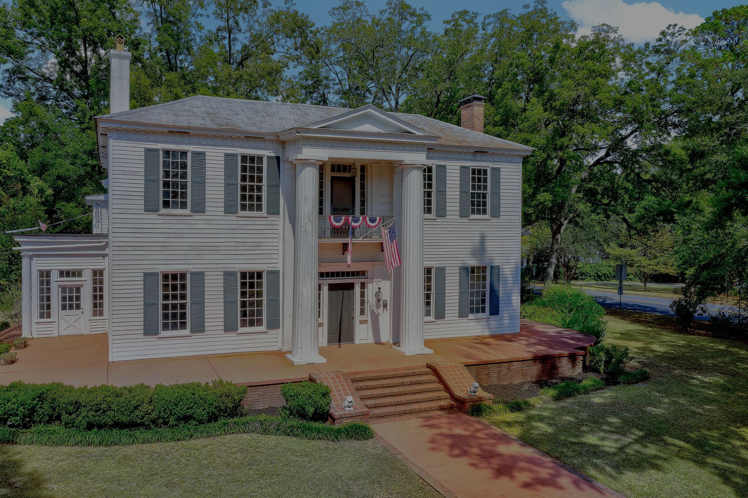 Maria Randolph Mansion c. 1795