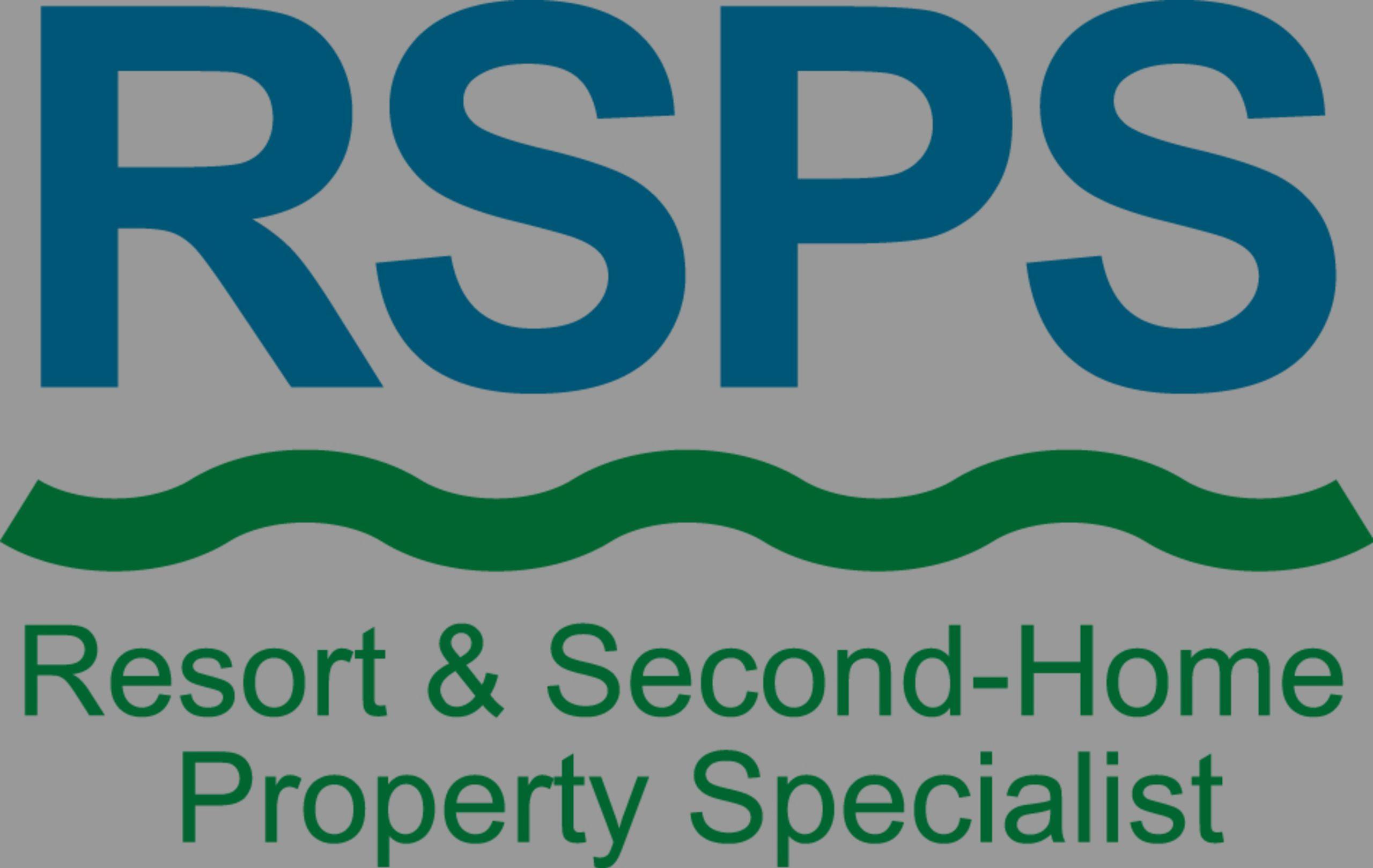 Christine O'Brien earned the RSPS Designation