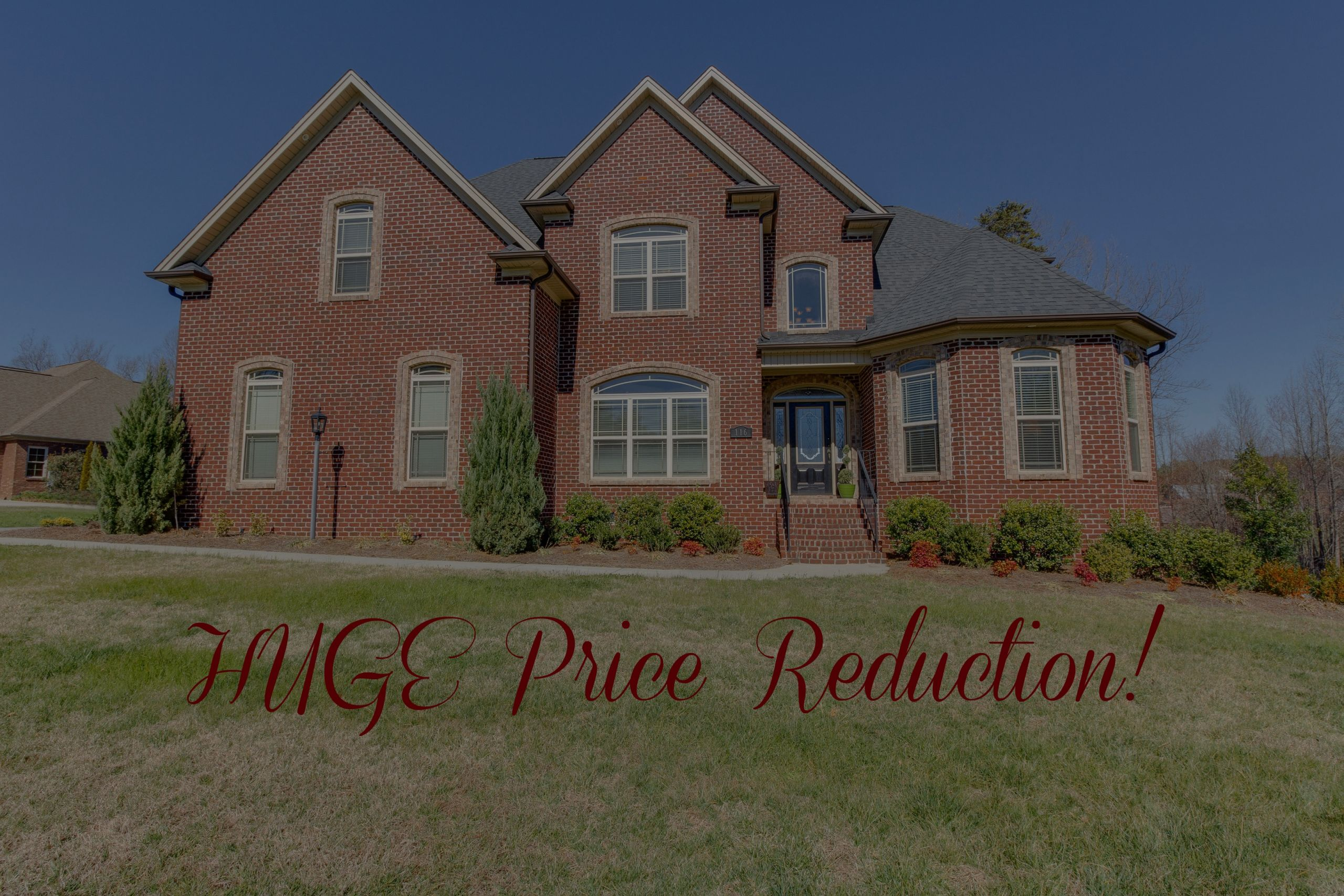 HUGE PRICE REDUCTION! 116 Mossy Oak Drive