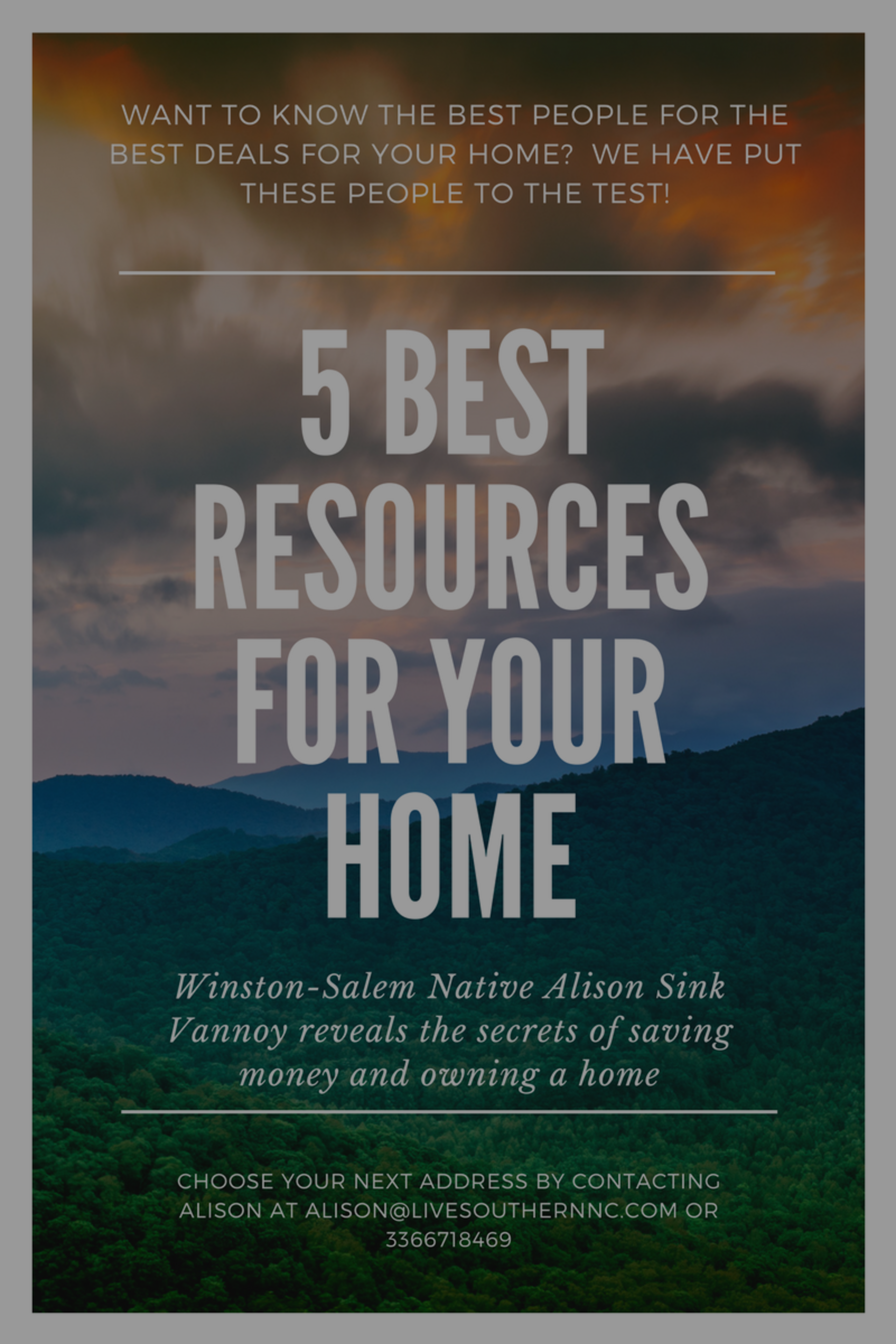 5 no brainer resources for home ownership