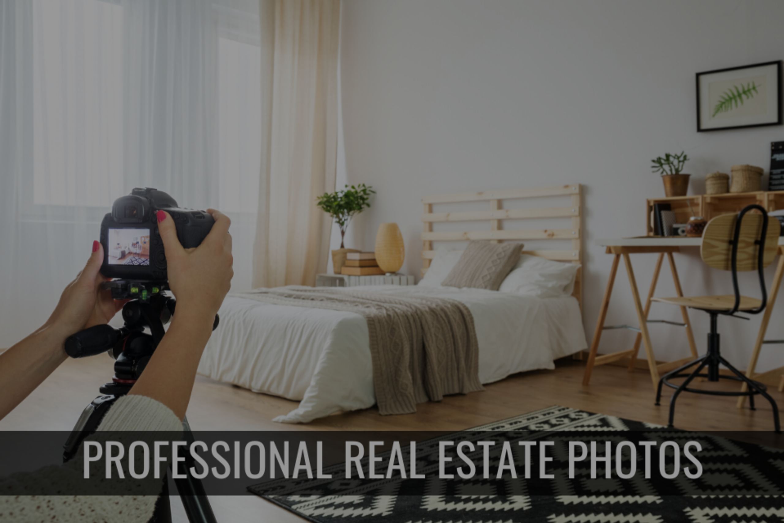 Why do Homes Listed with Professional Real Estate Photos Sell Quicker and For More Money?