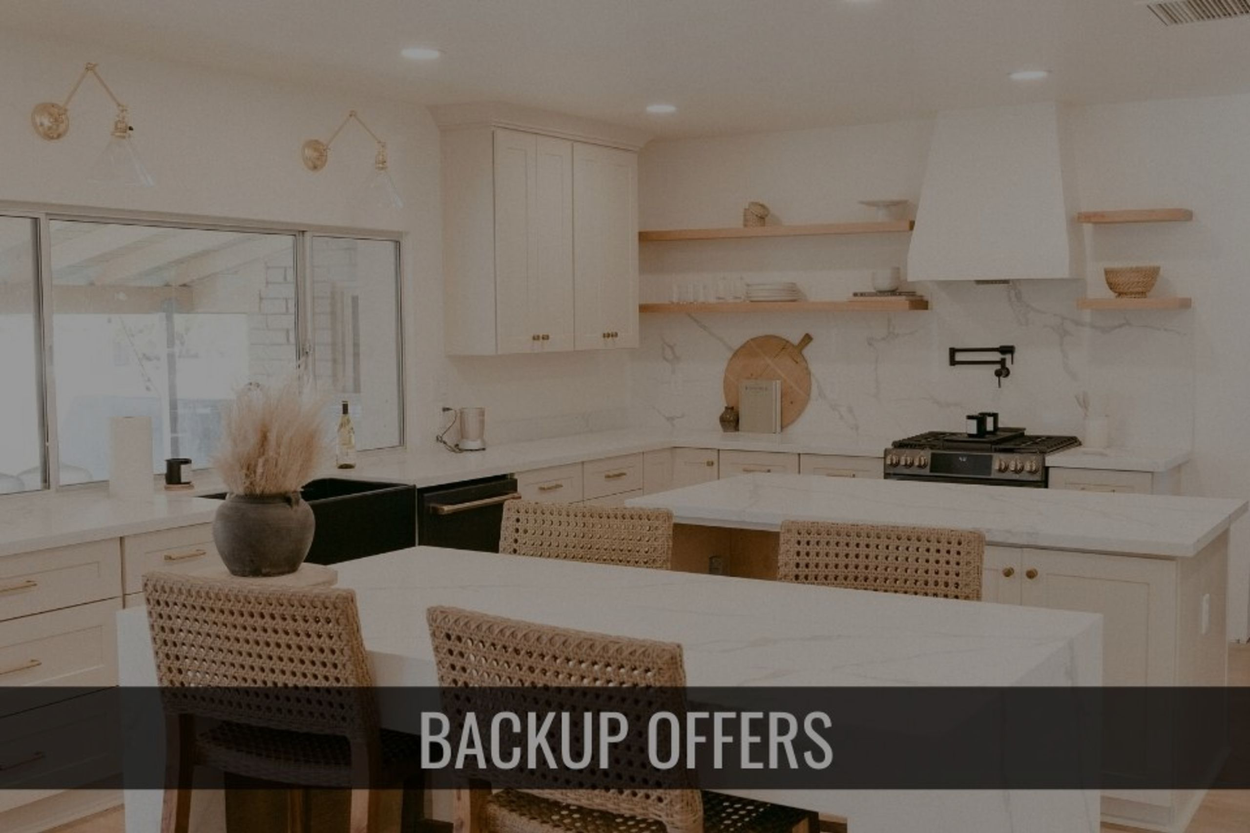 Understanding the Back-Up Offer