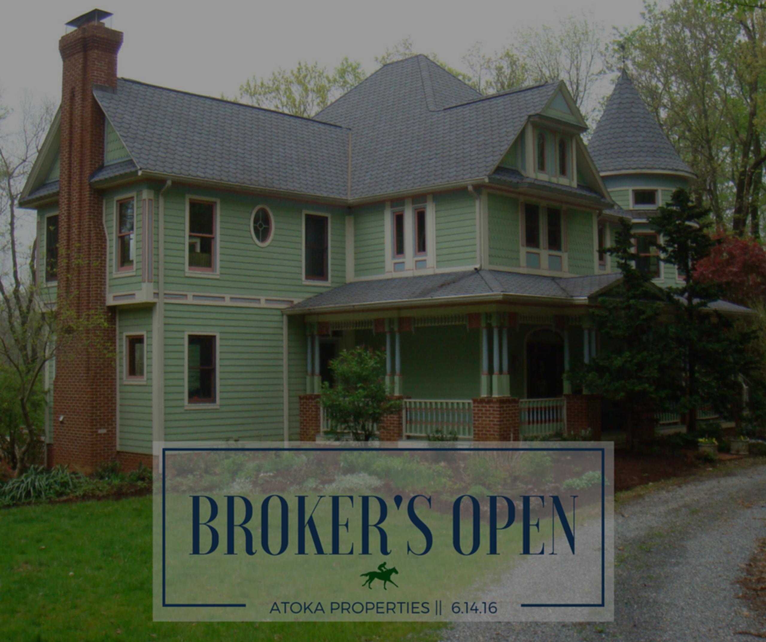 Broker's Open | 6.14.16