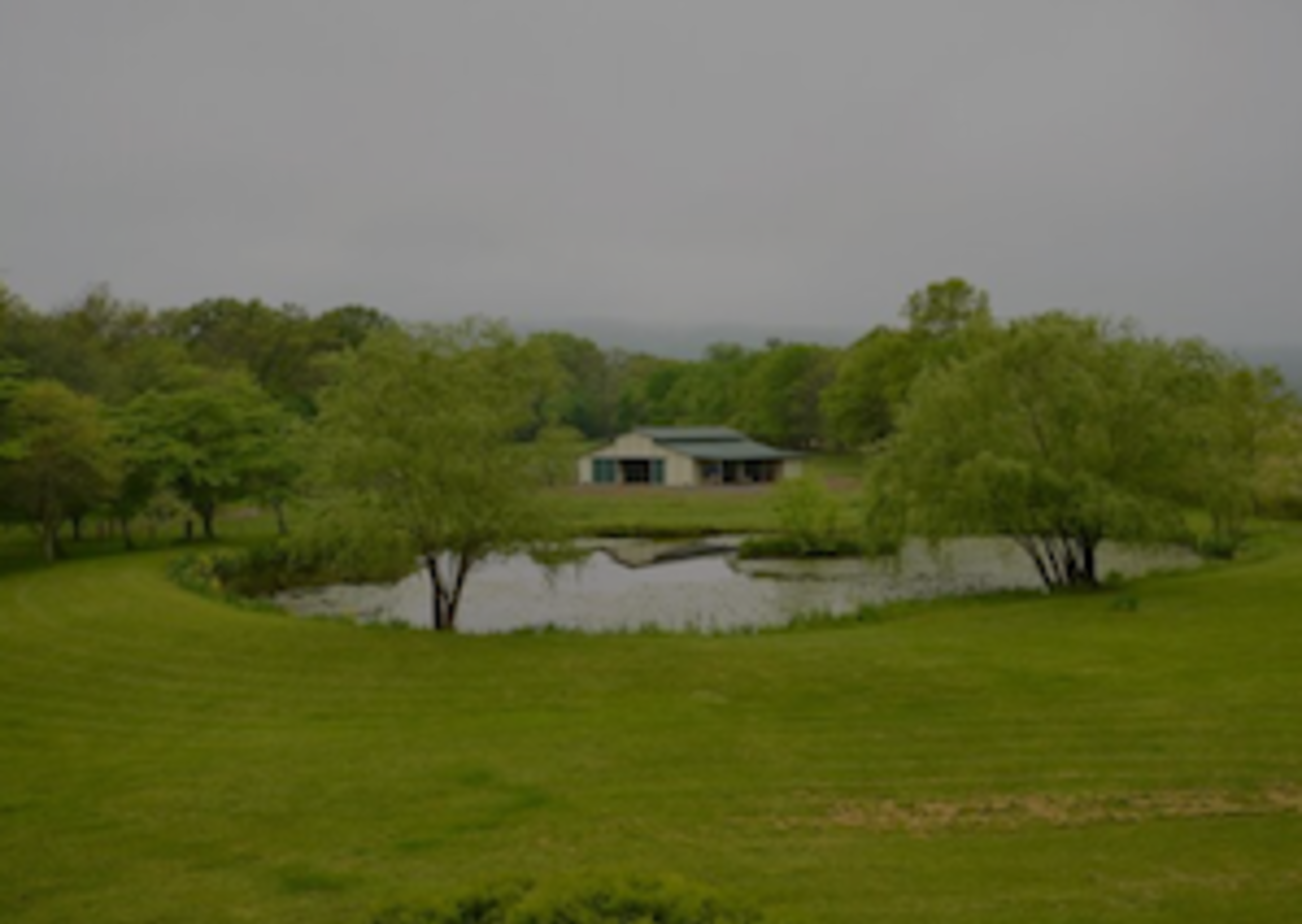 Purcellville Horse Property on 17+ Acres with Pond + Views