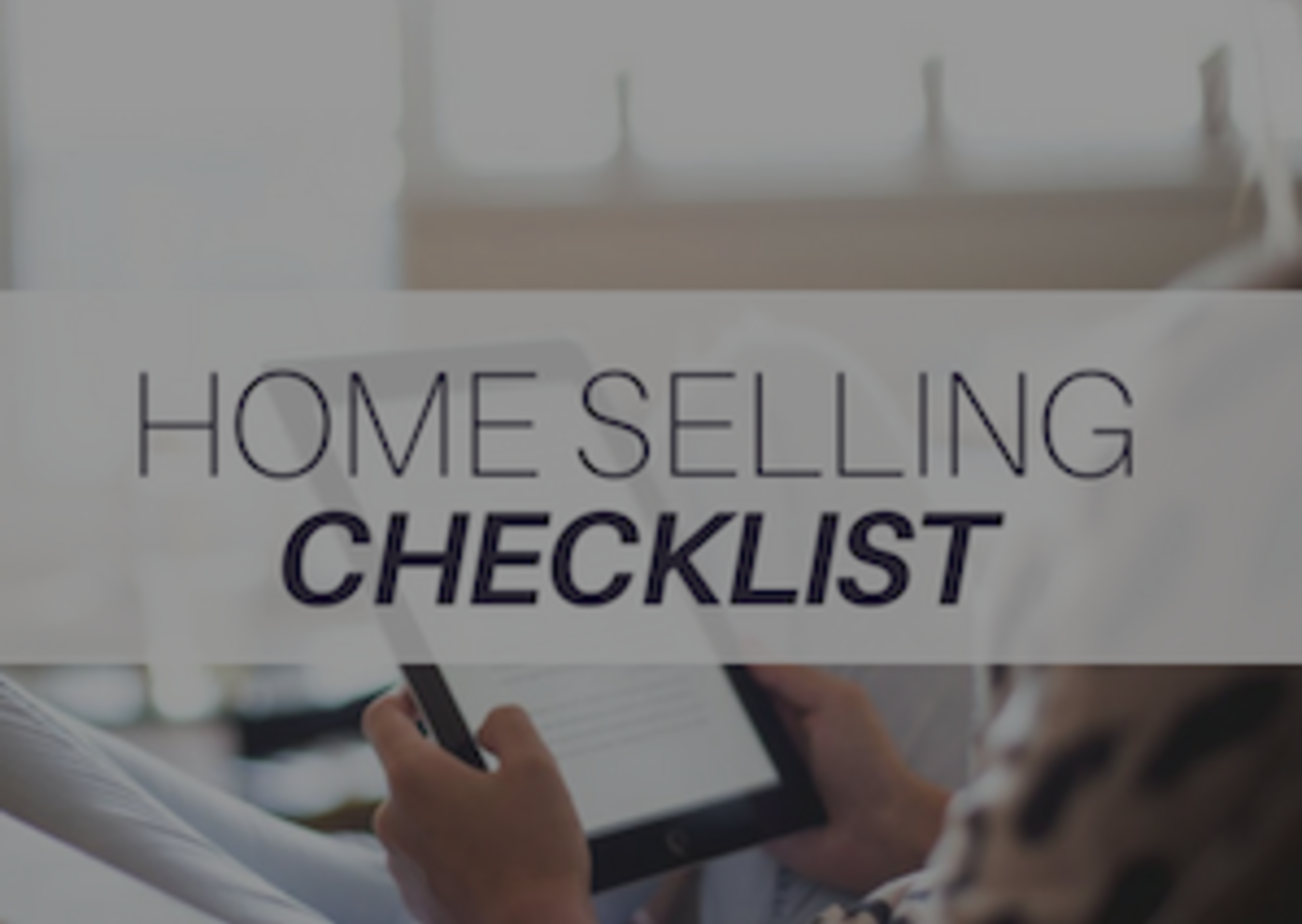 Home Selling Checklist: ​6 Easy Things To Do Before You List Your Home For Sale