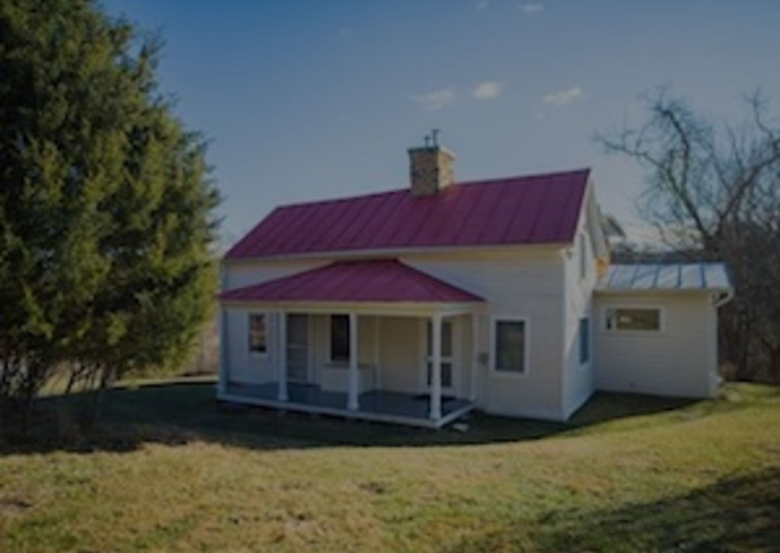 Just Listed | Beautiful Brick Colonial, Country Cottage and Cabins with Acreage