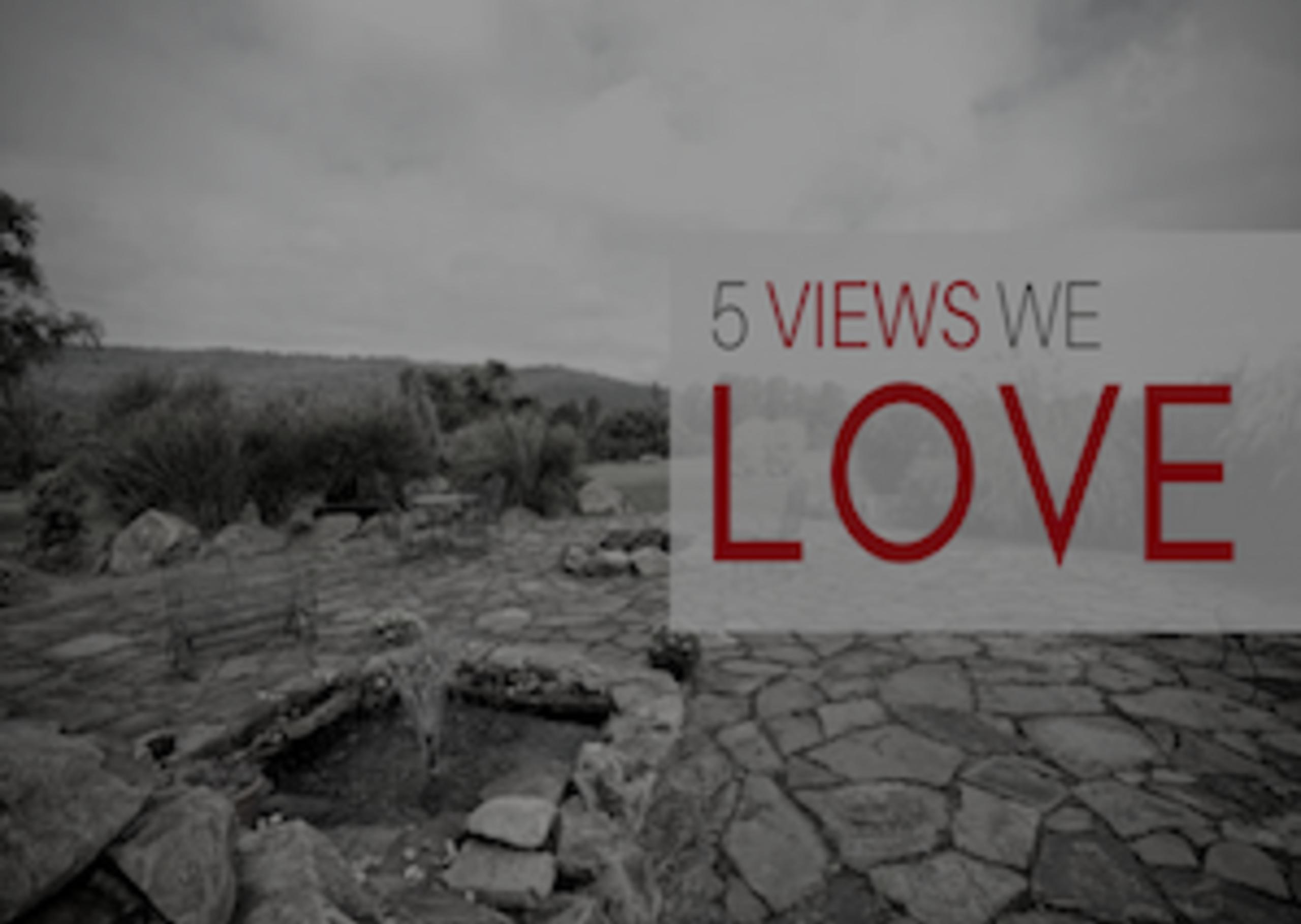 5 VIEWS WE LOVE | Loudoun & Beyond