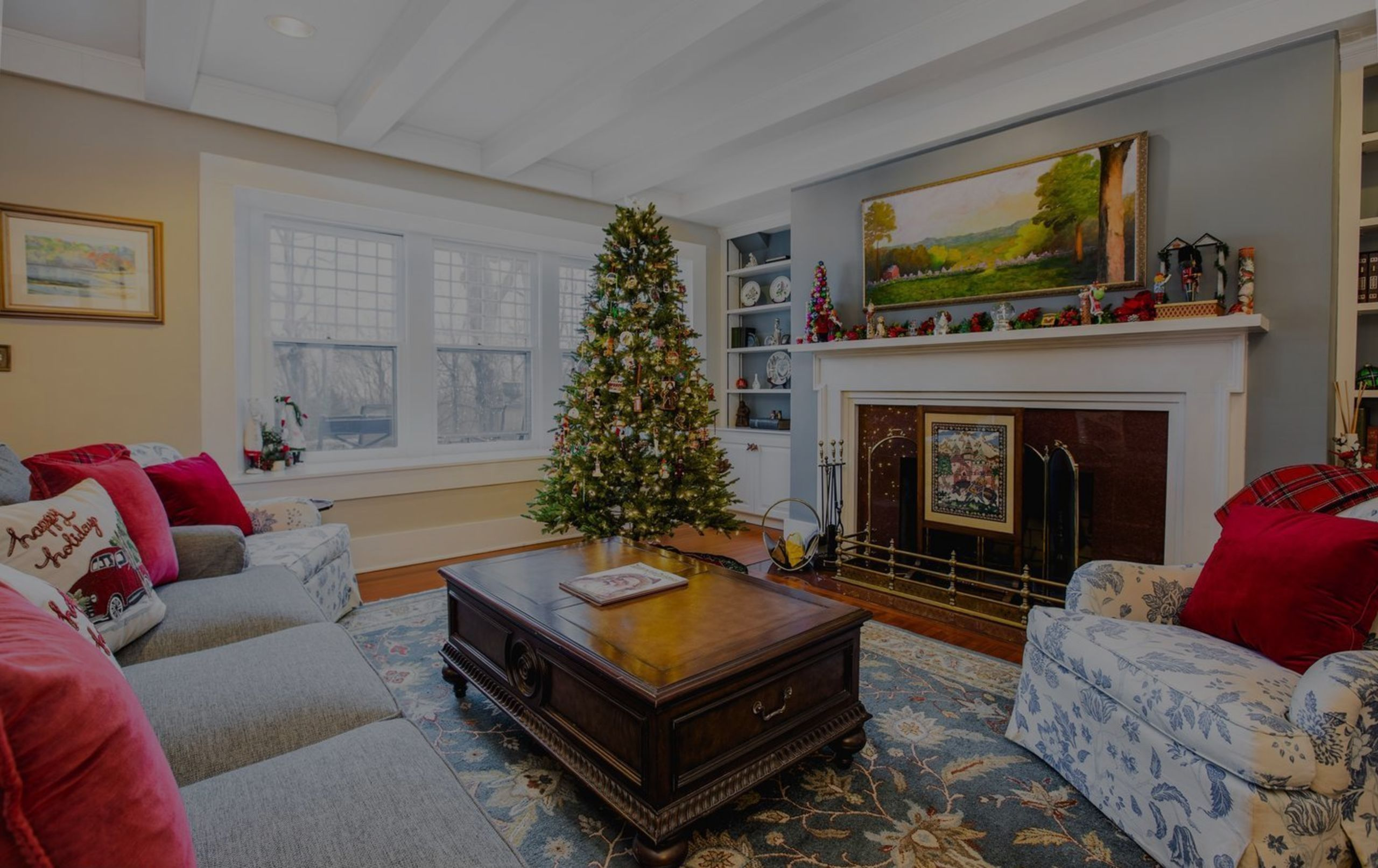 Homes for the Holidays 2018