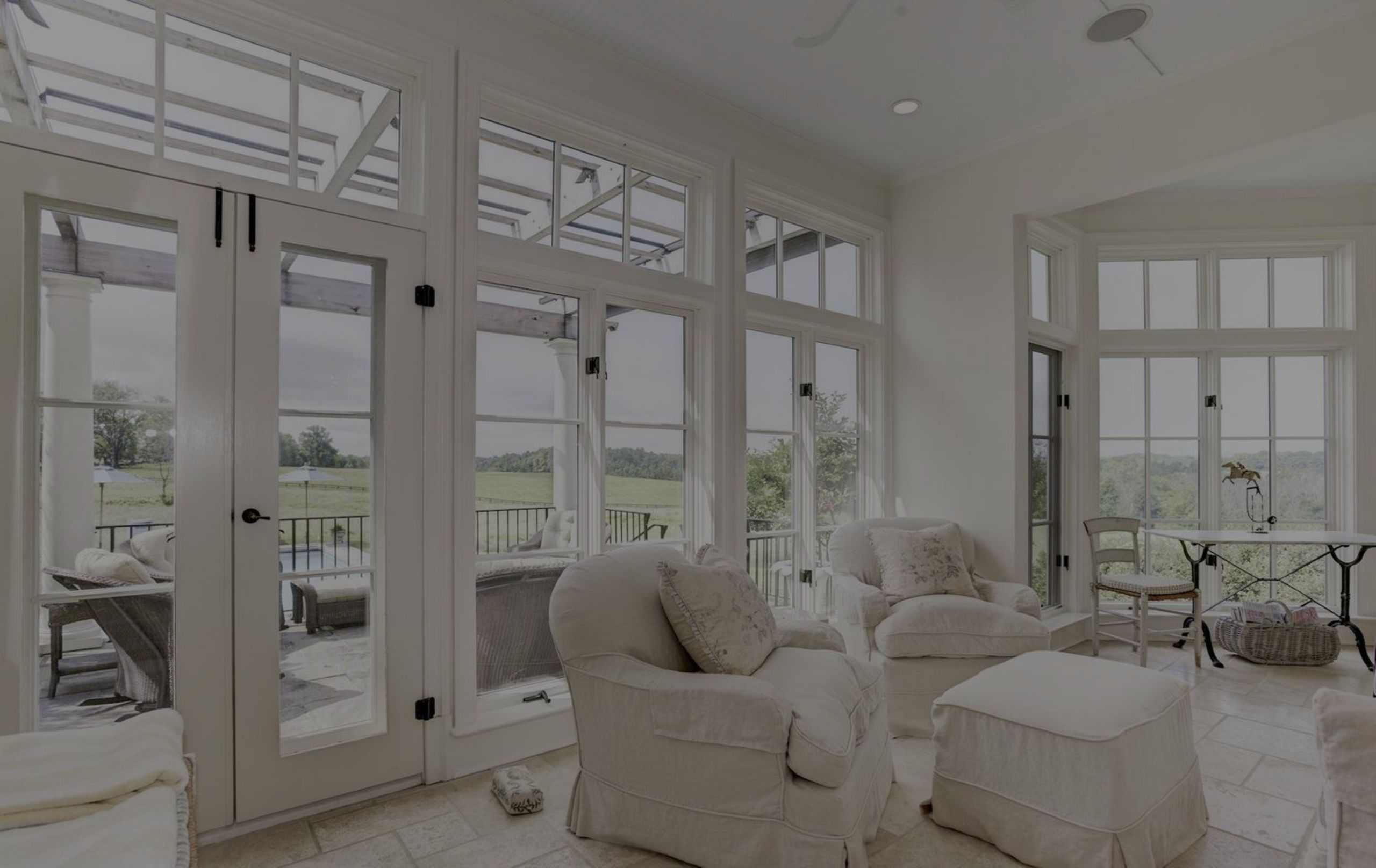 Just Listed   5000+ SQFT of Elegant European Country Design