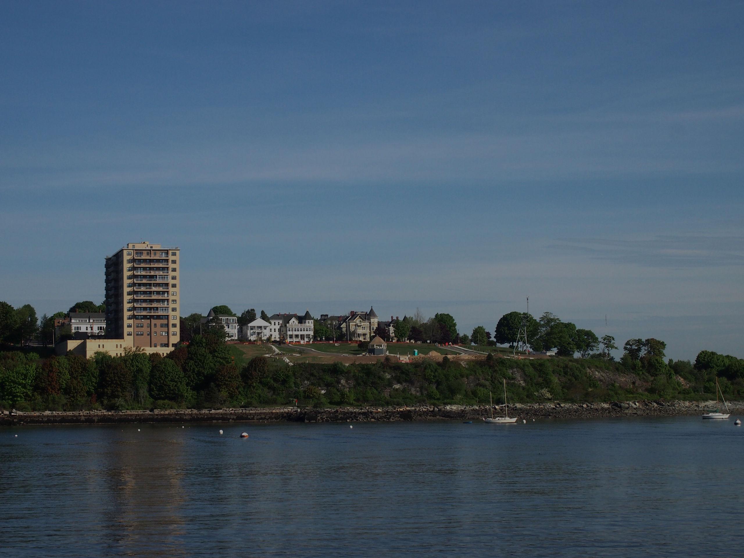 Portland's Munjoy Hill