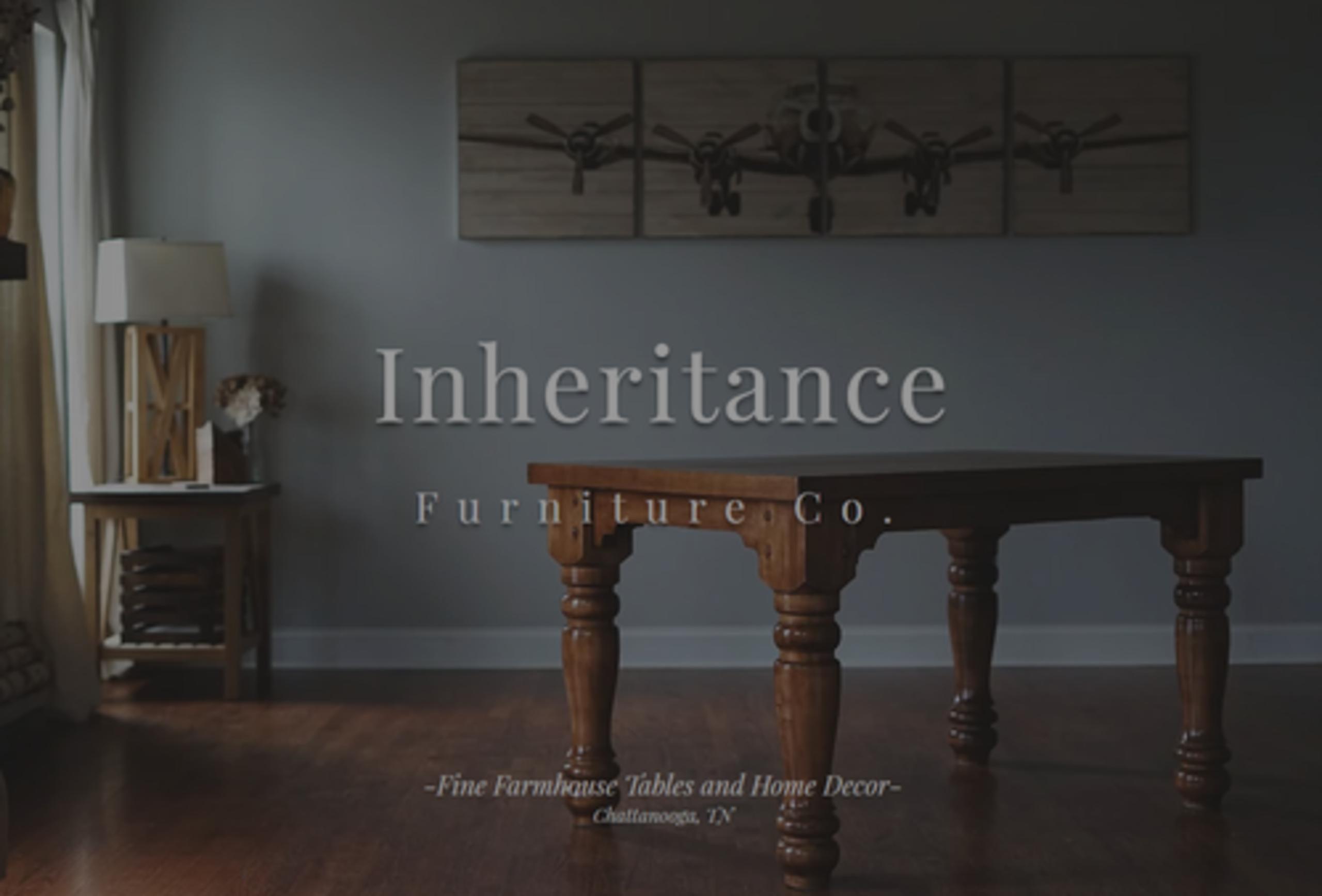 Inheritance Furniture Co. Spotlight