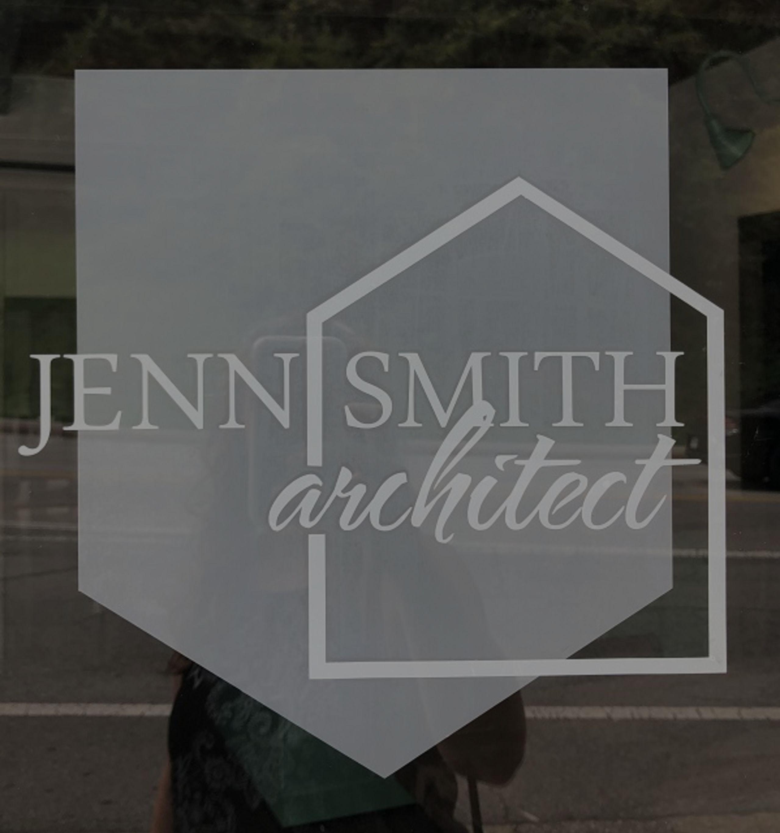 Jenn Smith Architect Spotlight