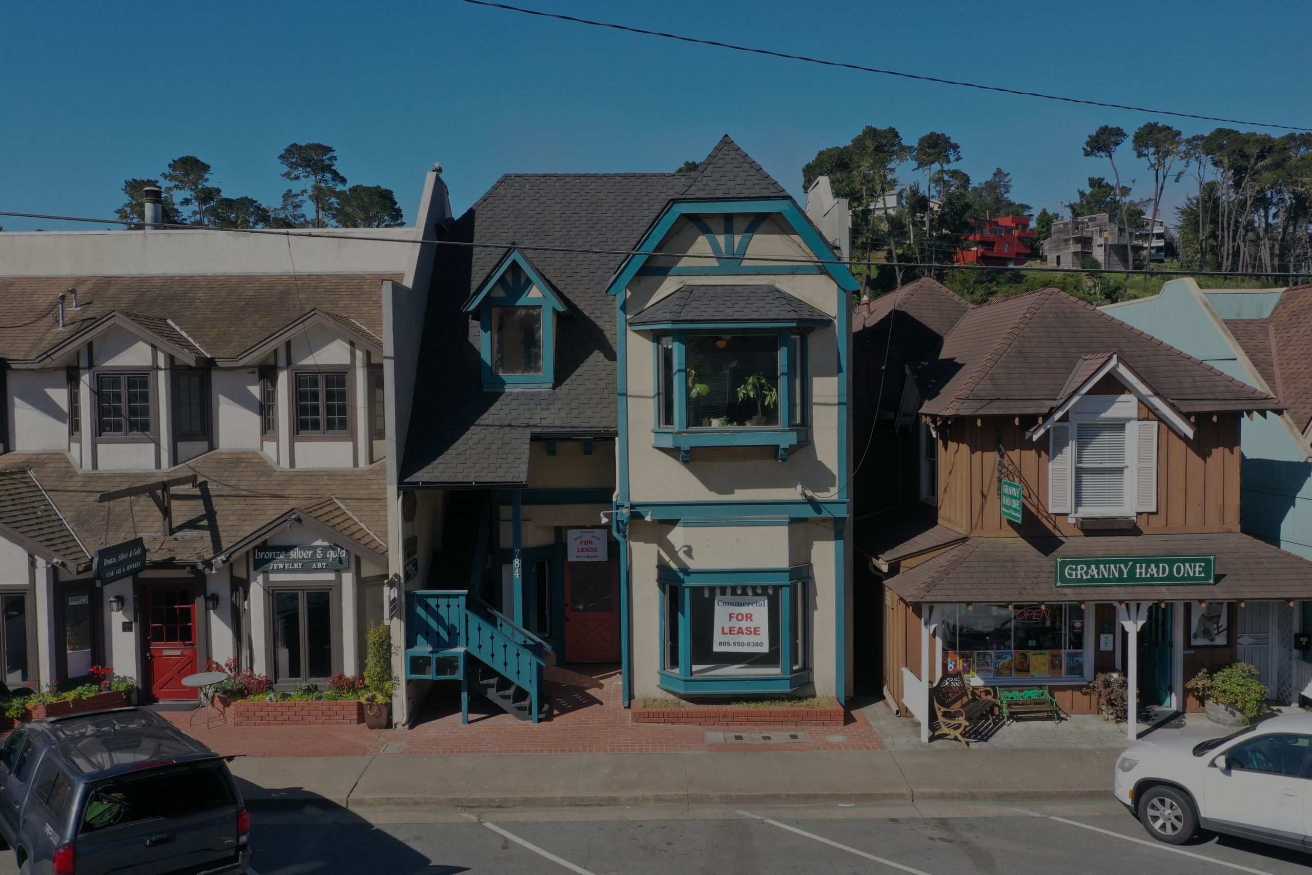 Commercial Property – 784 Main St., Cambria