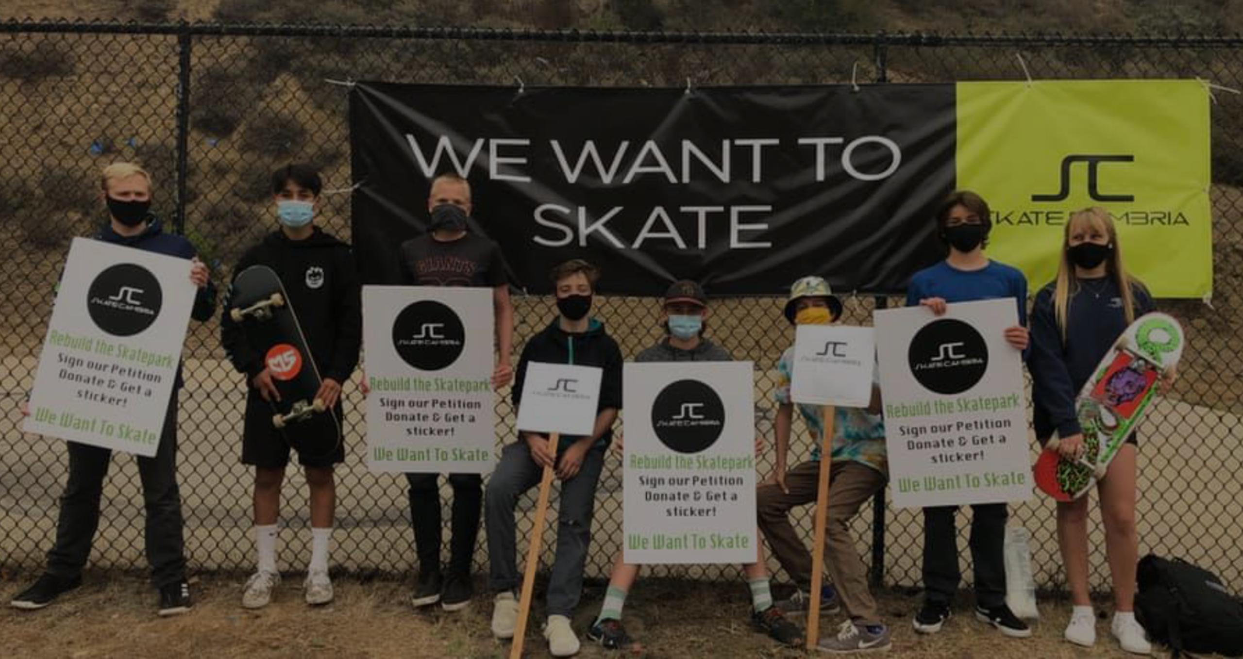 Skate Cambria Gains Momentum