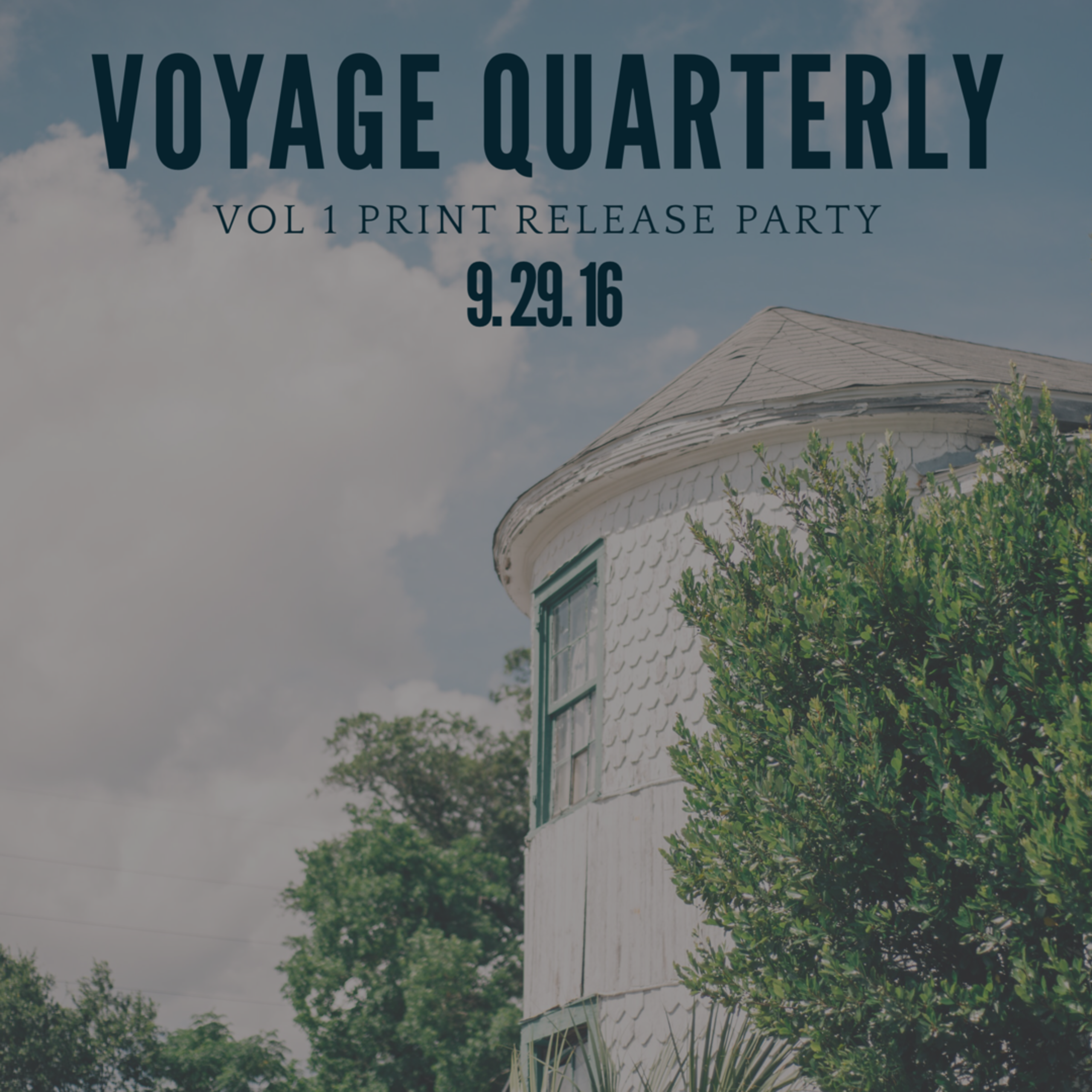Voyage Quarterly Zine Launch Party