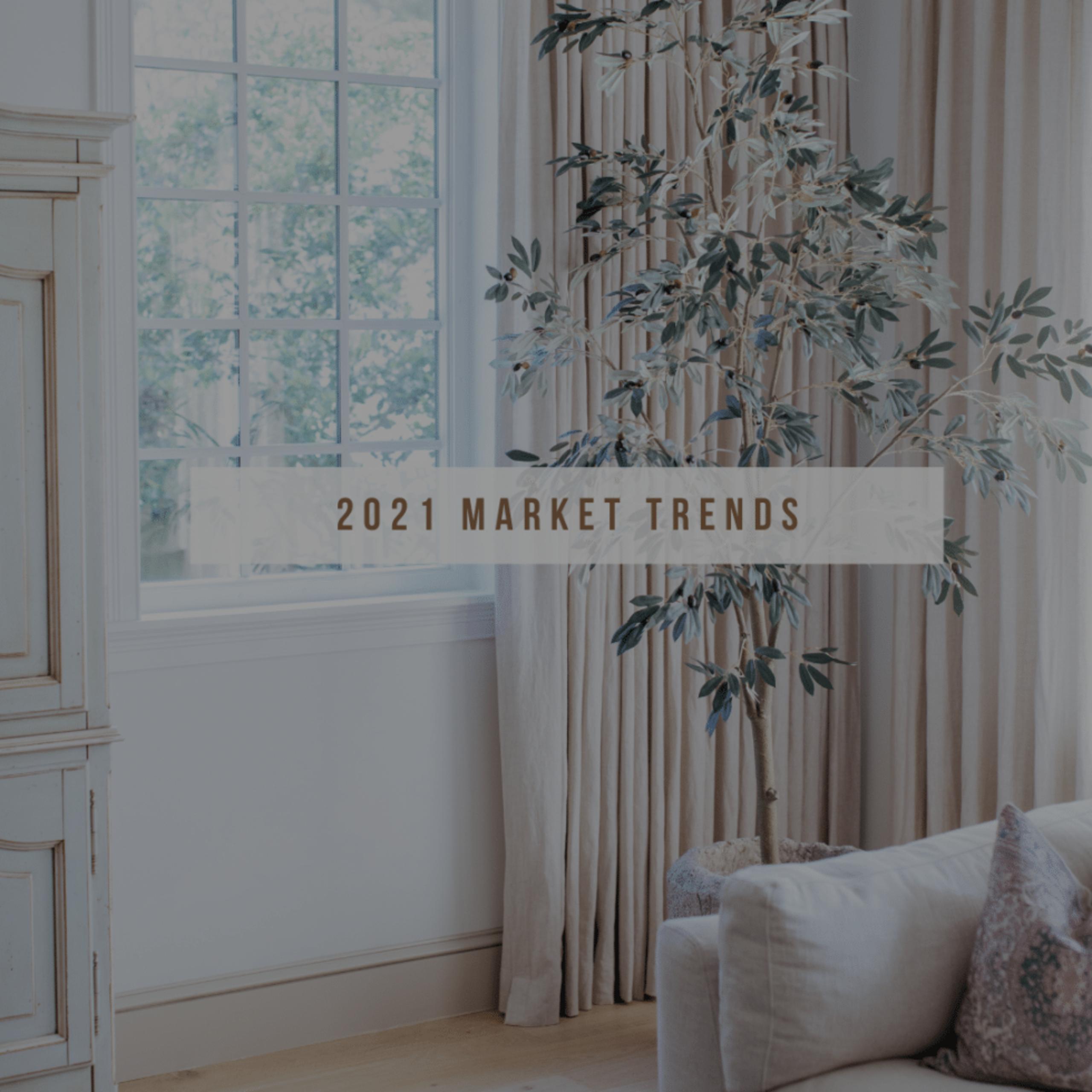 2021 Market Trends