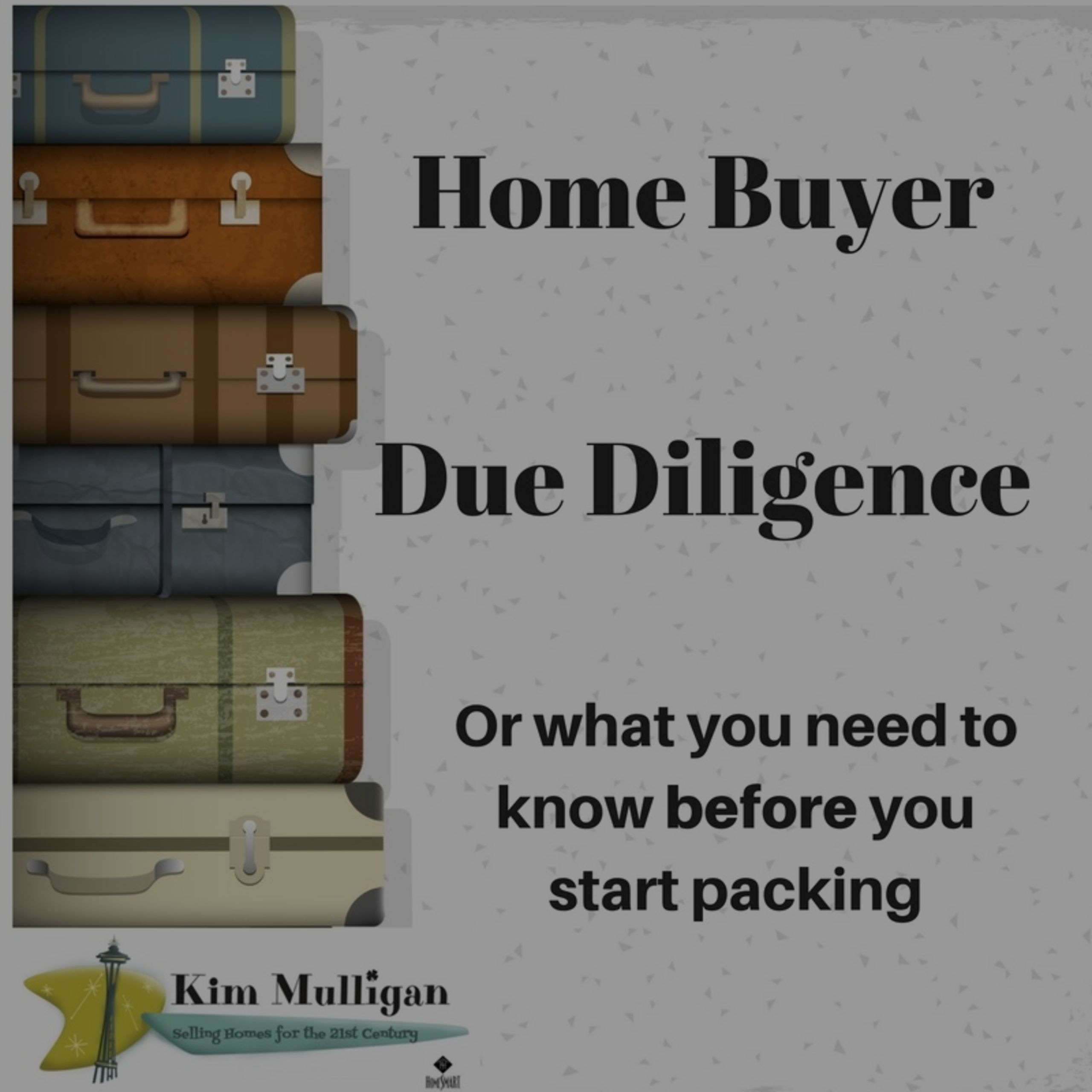 Home Buyer's Due Diligence