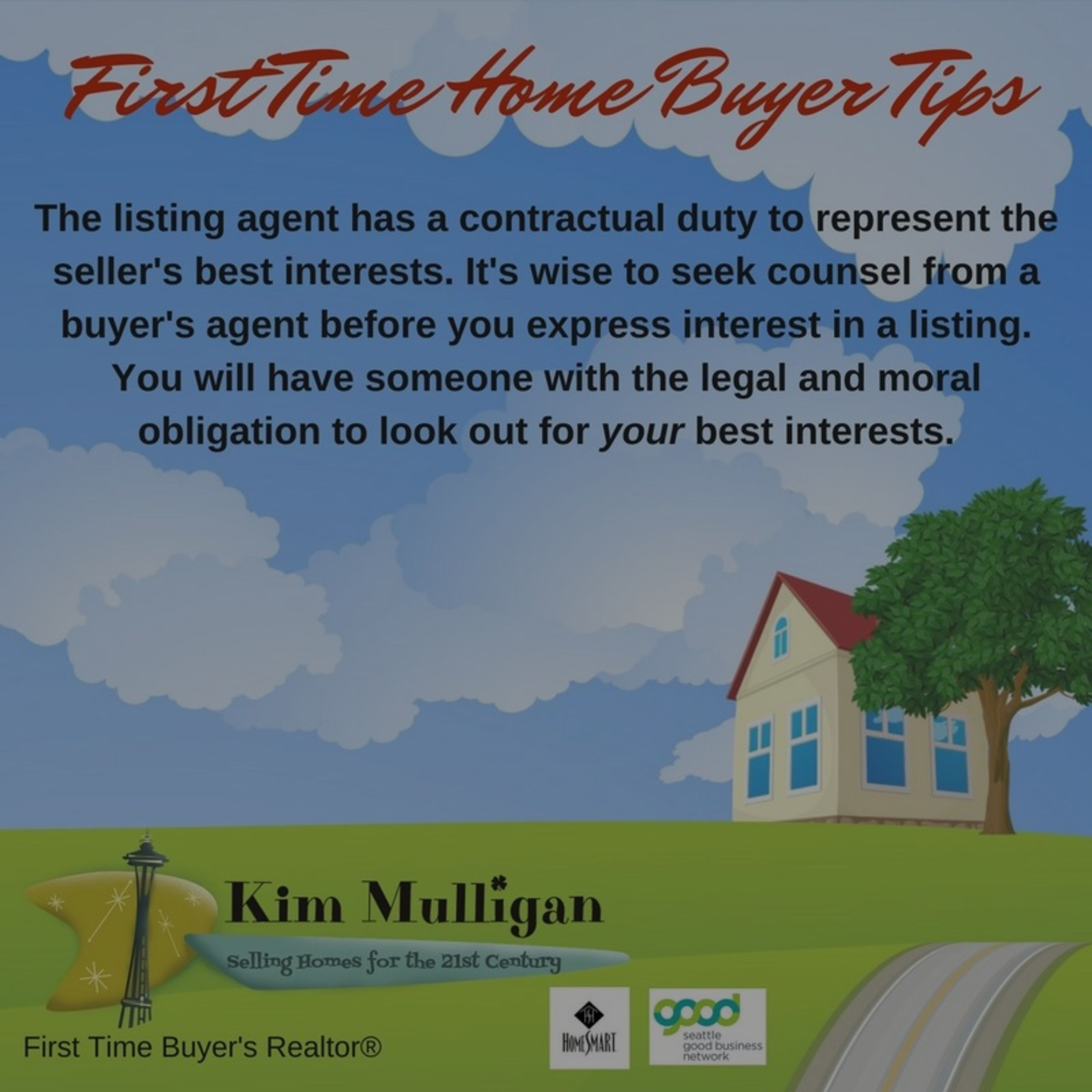 First Time Home Buyer Tips for the Greater Seattle Area #3