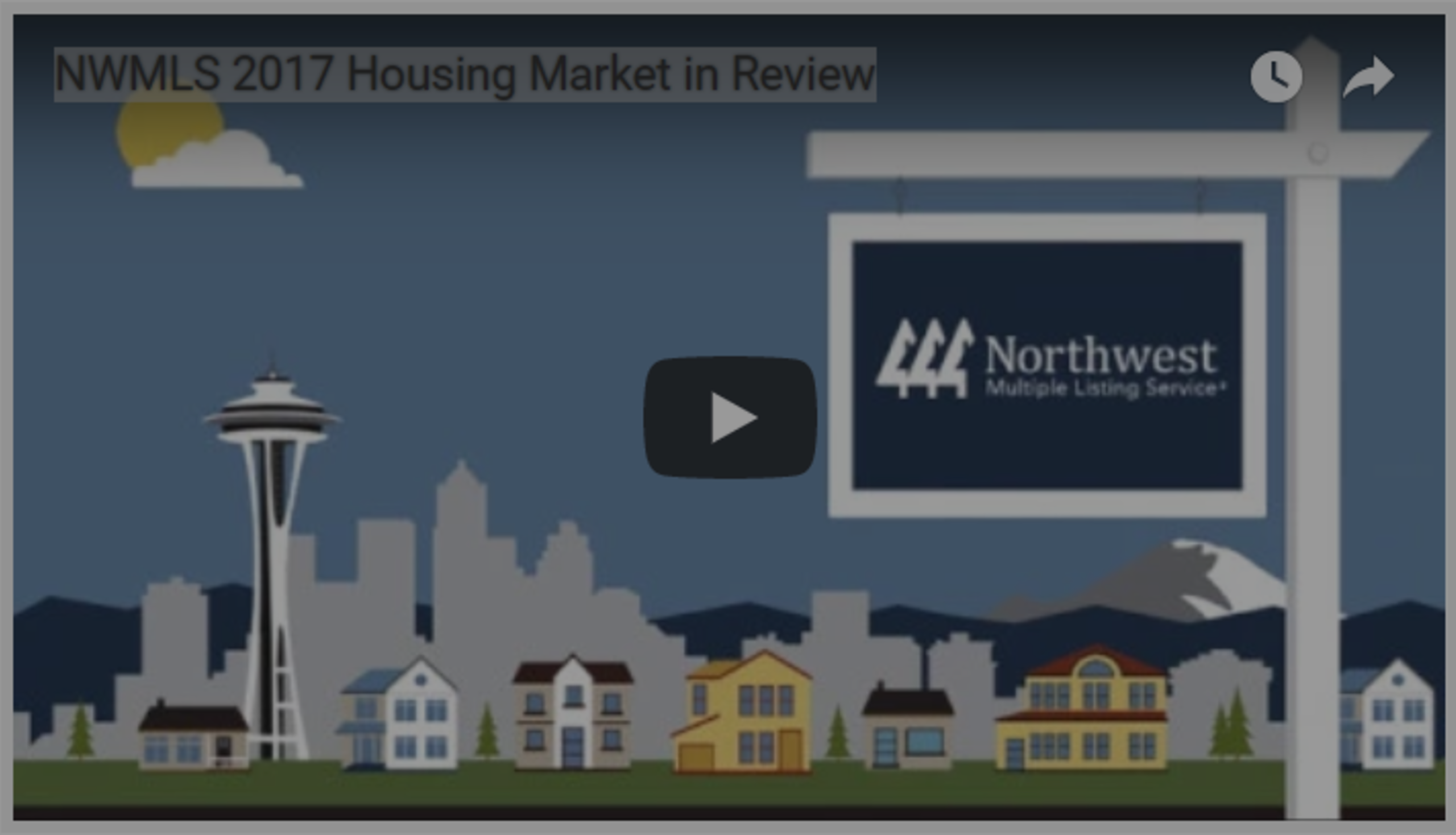 The Wrap Up of the Greater Seattle Real Estate Market 2017