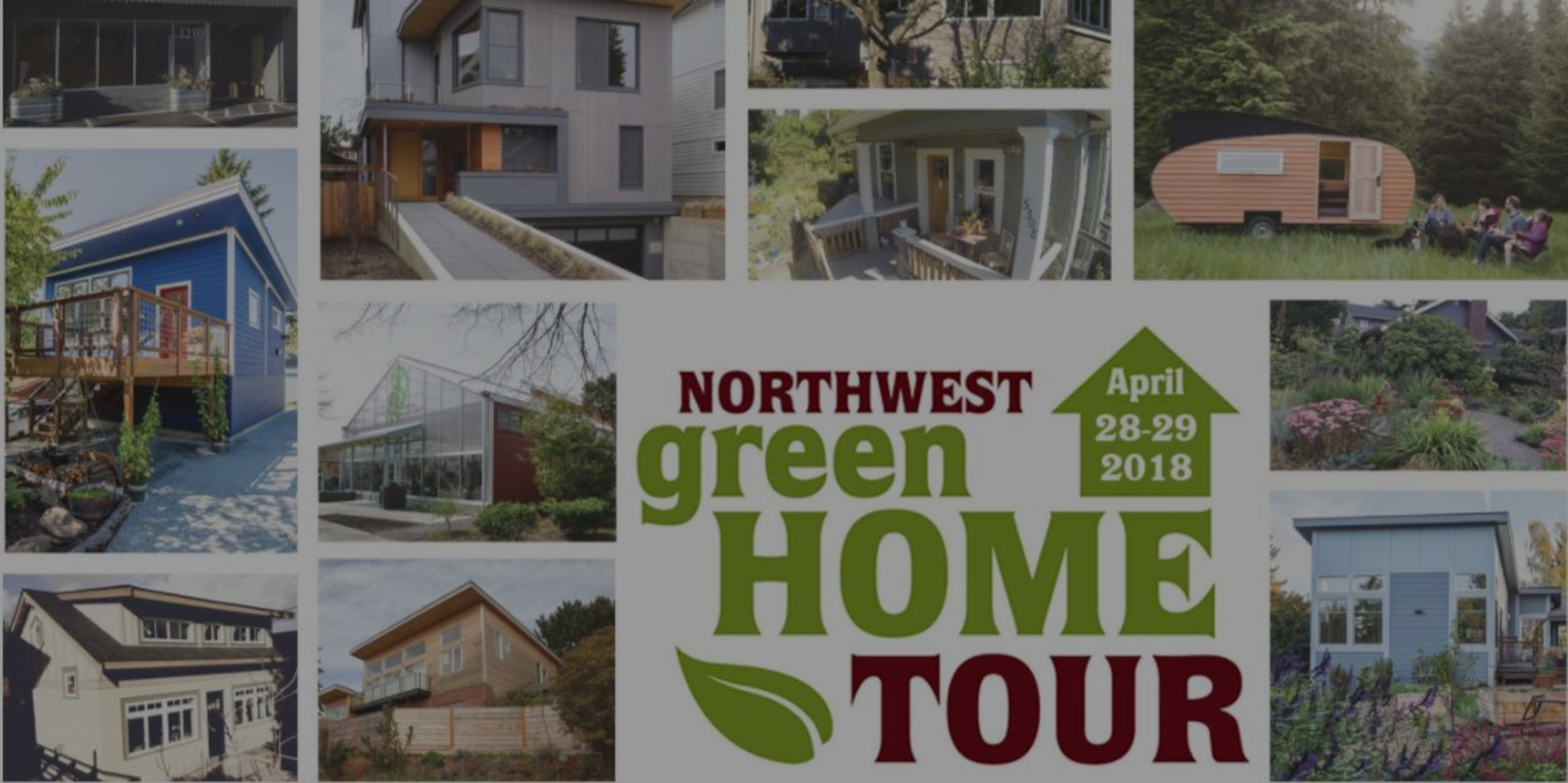 Spring is for Green Home Tours in the Greater Puget Sound Region