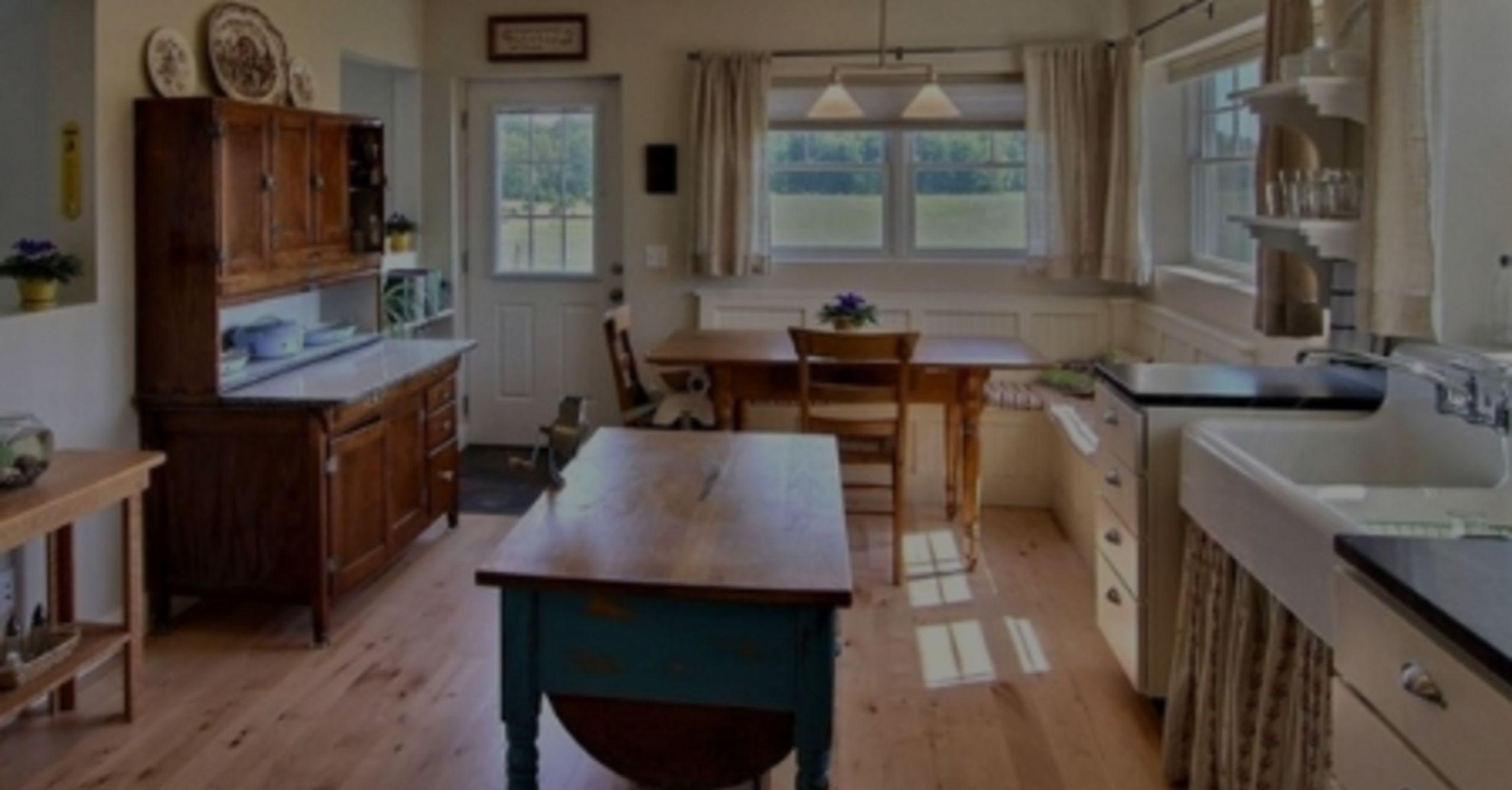 Tried & True (Vintage) Kitchen Features