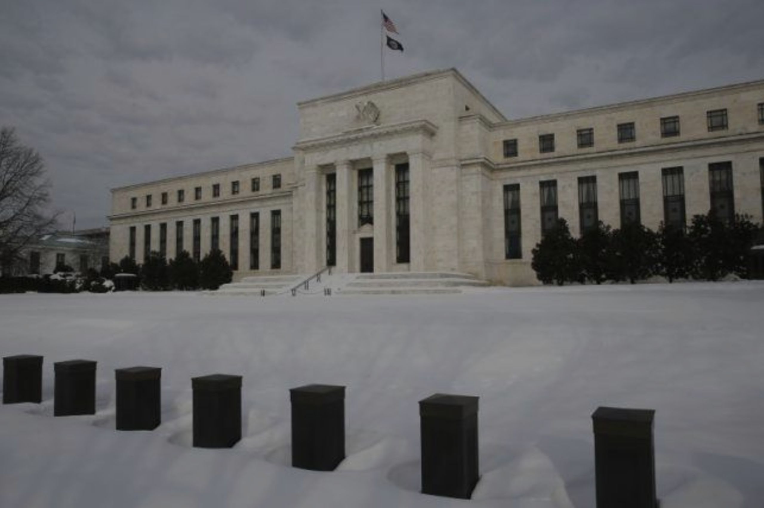 Fed Sits Tight on Rates But Hints at Hikes to Come