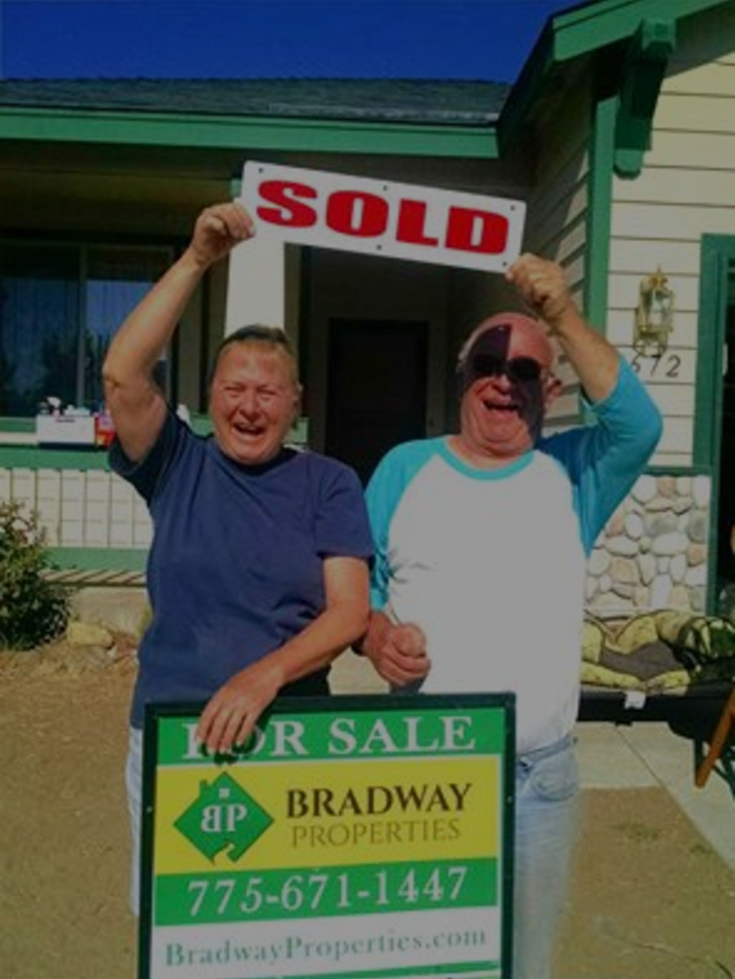 Congrats Barbara and Allan! So happy to help you sell your Carson City home!