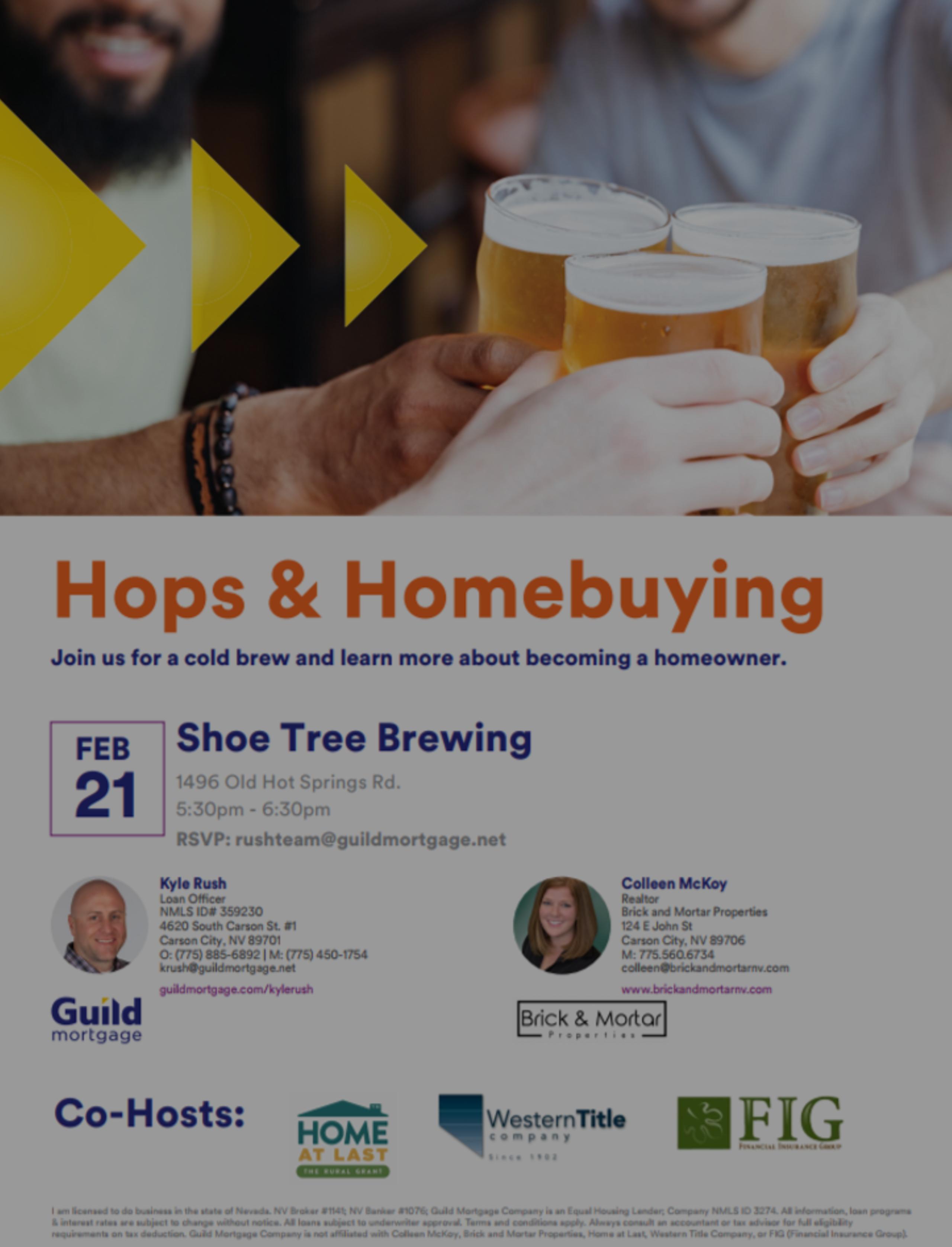Hops & Homebuying