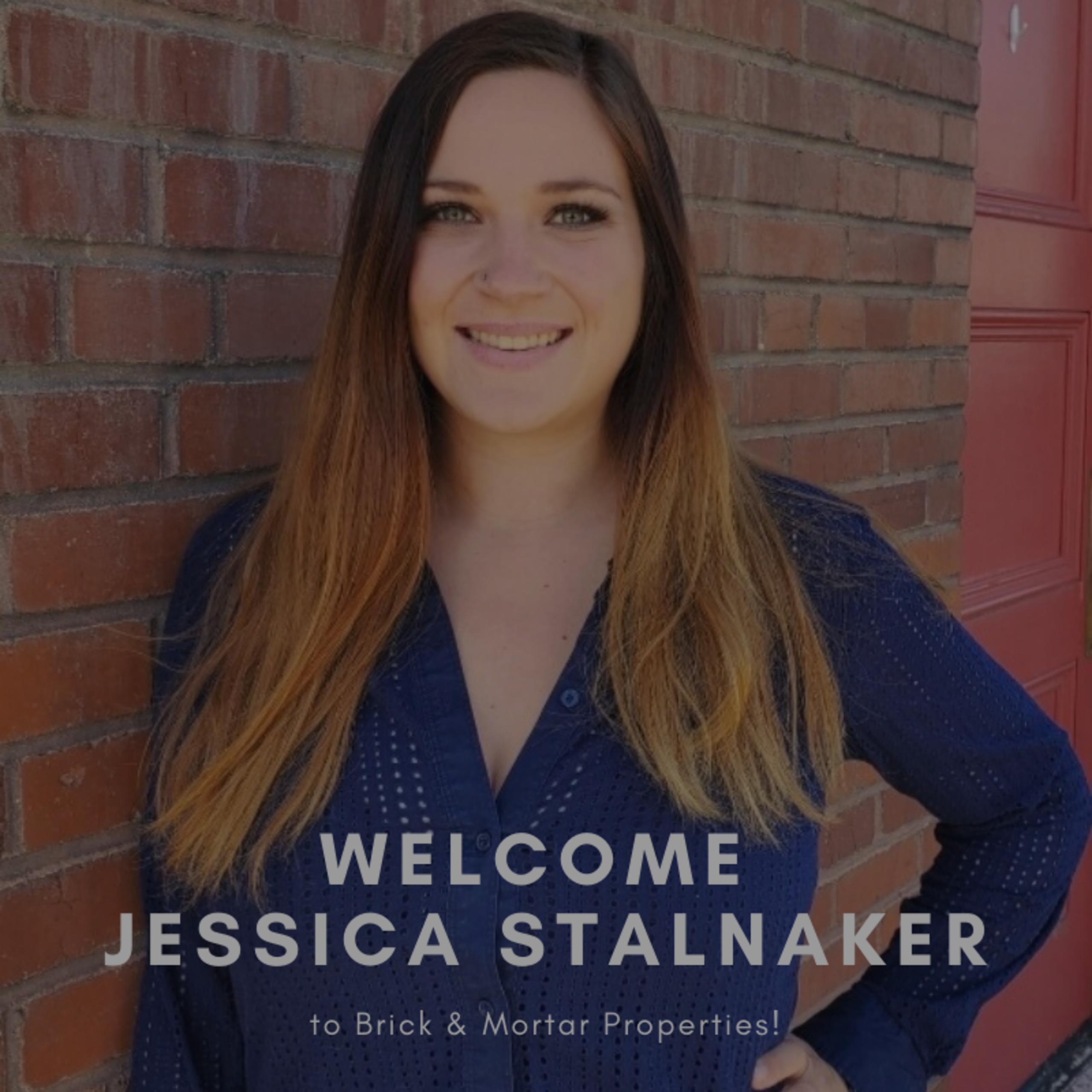 Welcome Jessica!