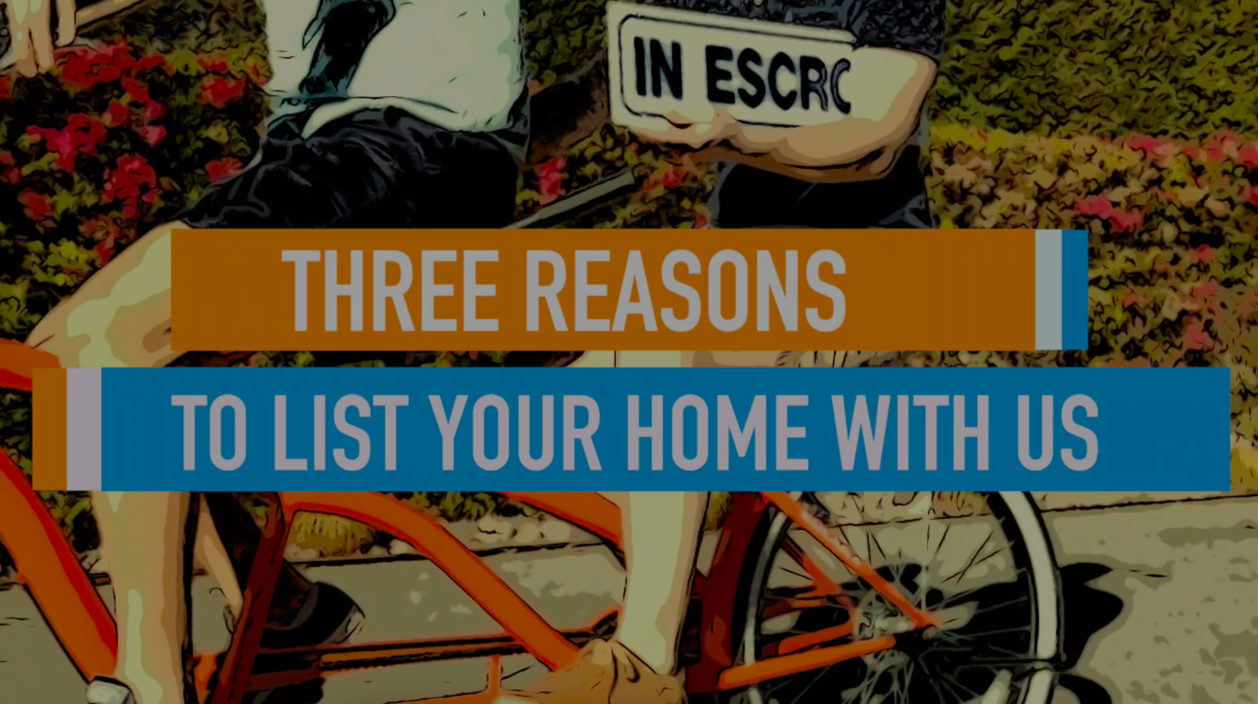 Three Reasons To List Your Home With Us!