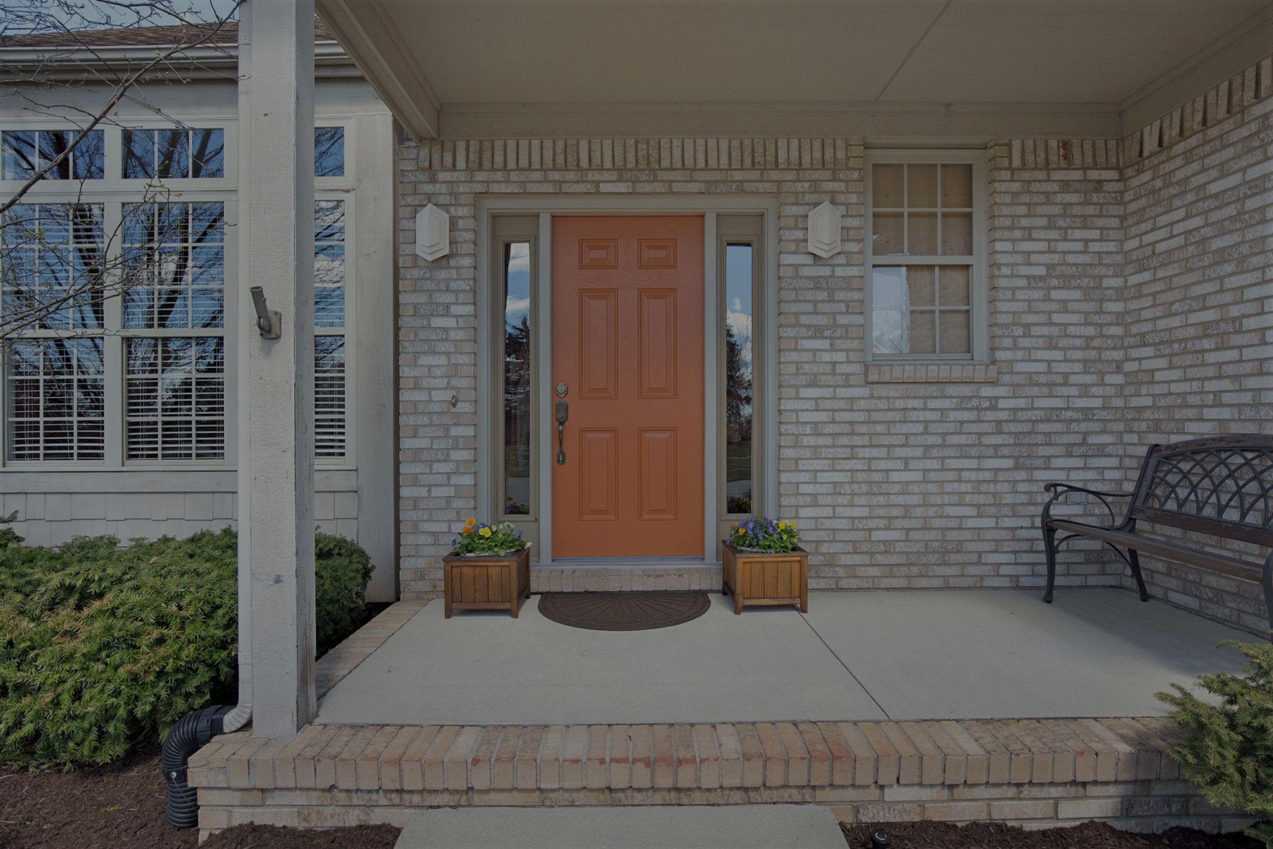 How to Avoid Choosing the Wrong Front Door