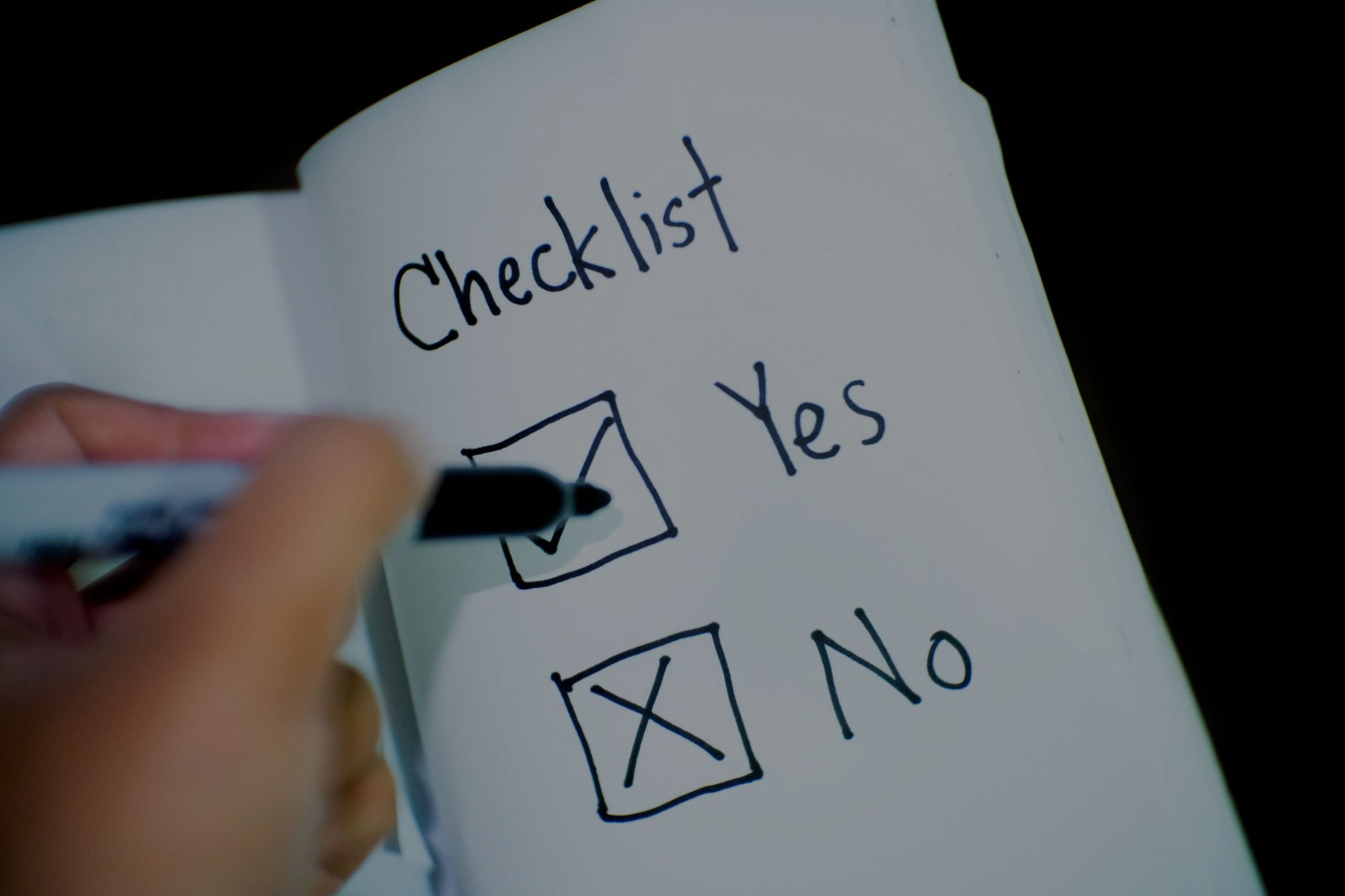 Annual Home Maintenance Checklist