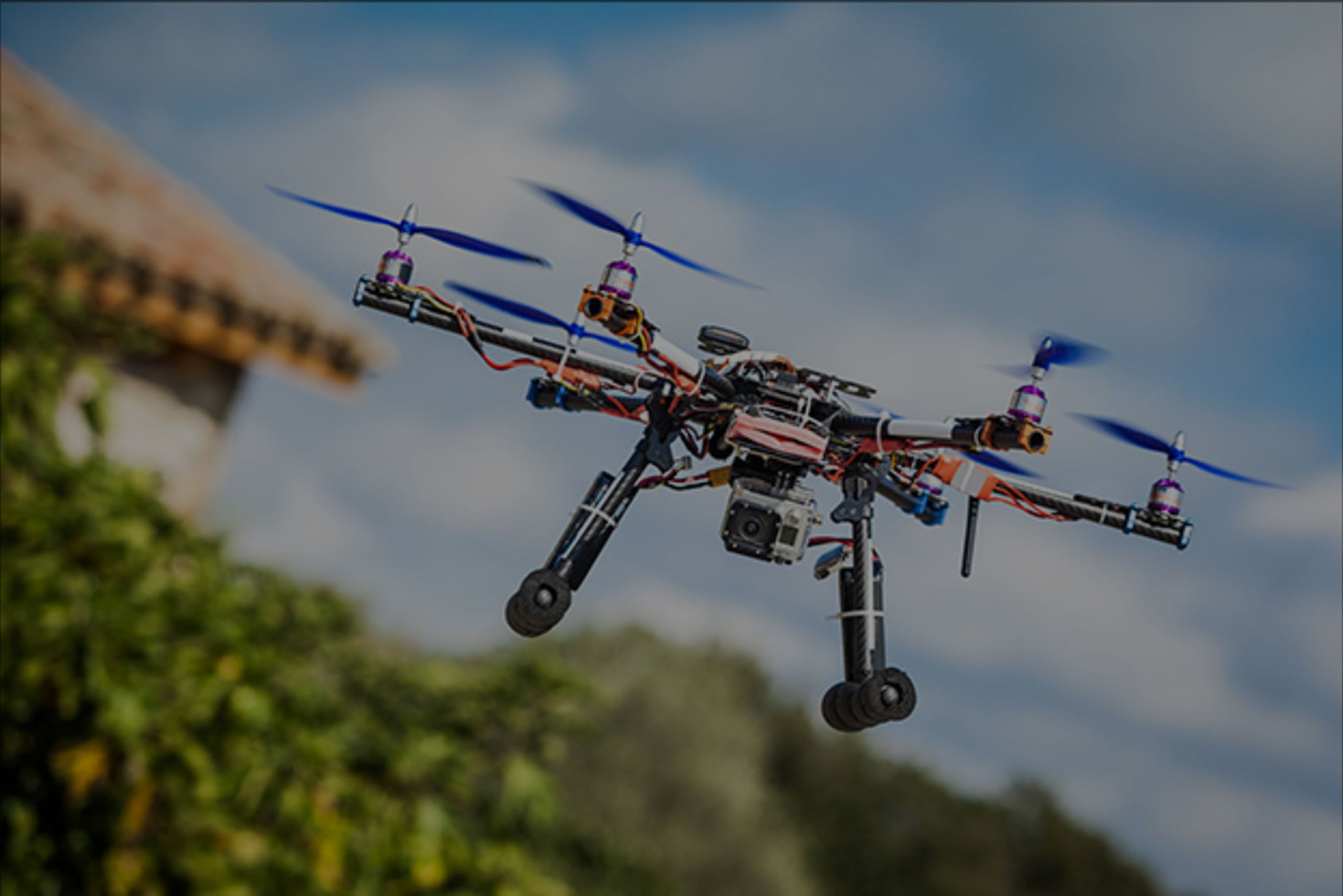 Here Come the Drones. Real Estate Photography on the Wing!