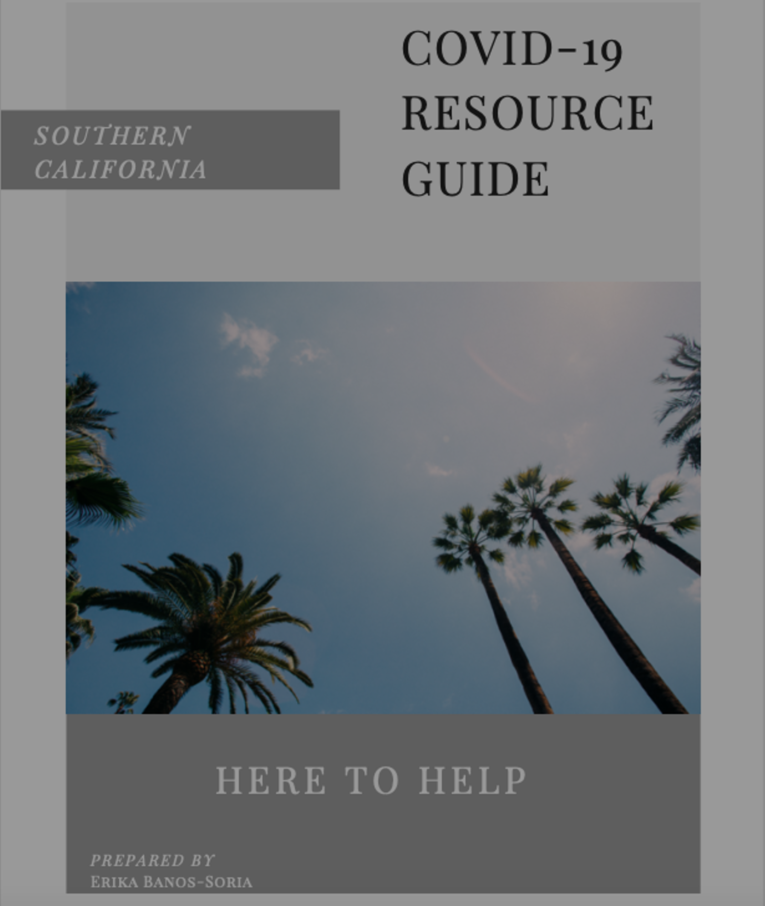 COVID-19 Resource Guide