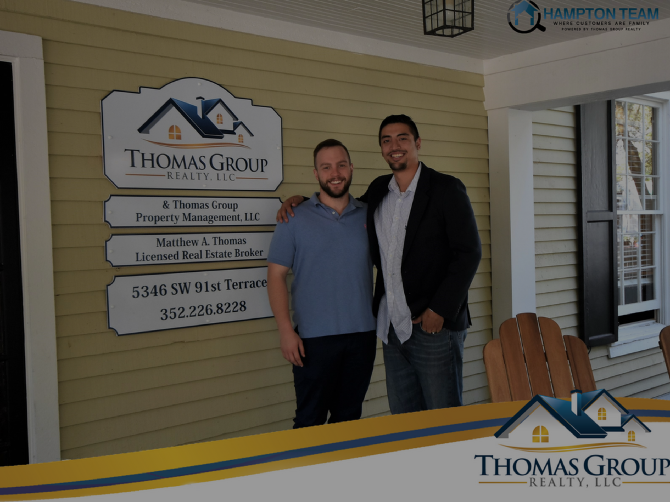 Hampton Team welcomes new office manager and Realtor®