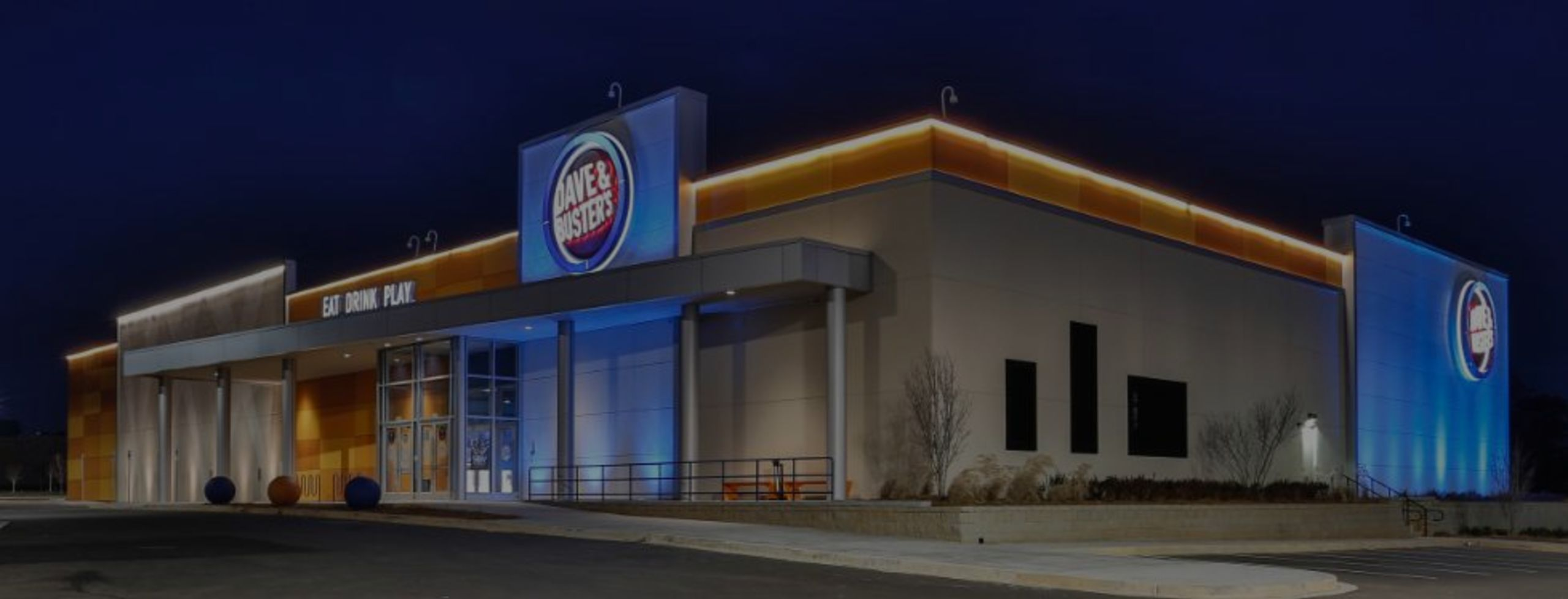 Dave and Buster's Announces New Celebration Pointe Location!